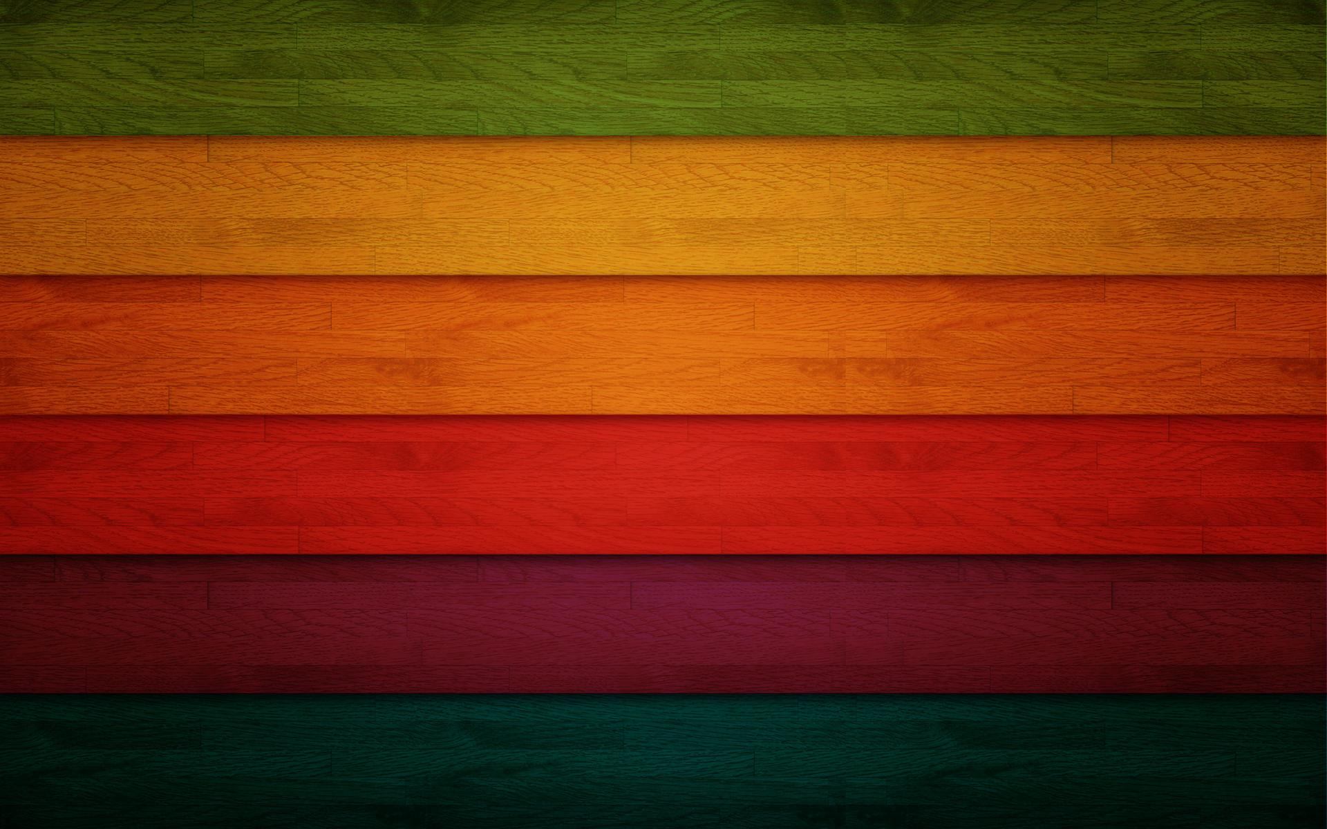 Franjas de colors - 1920x1200