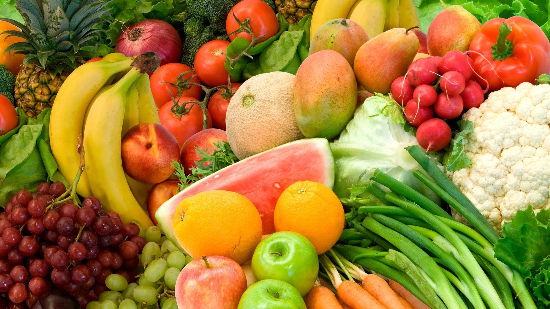 Frutas tropicales - 1920x1080