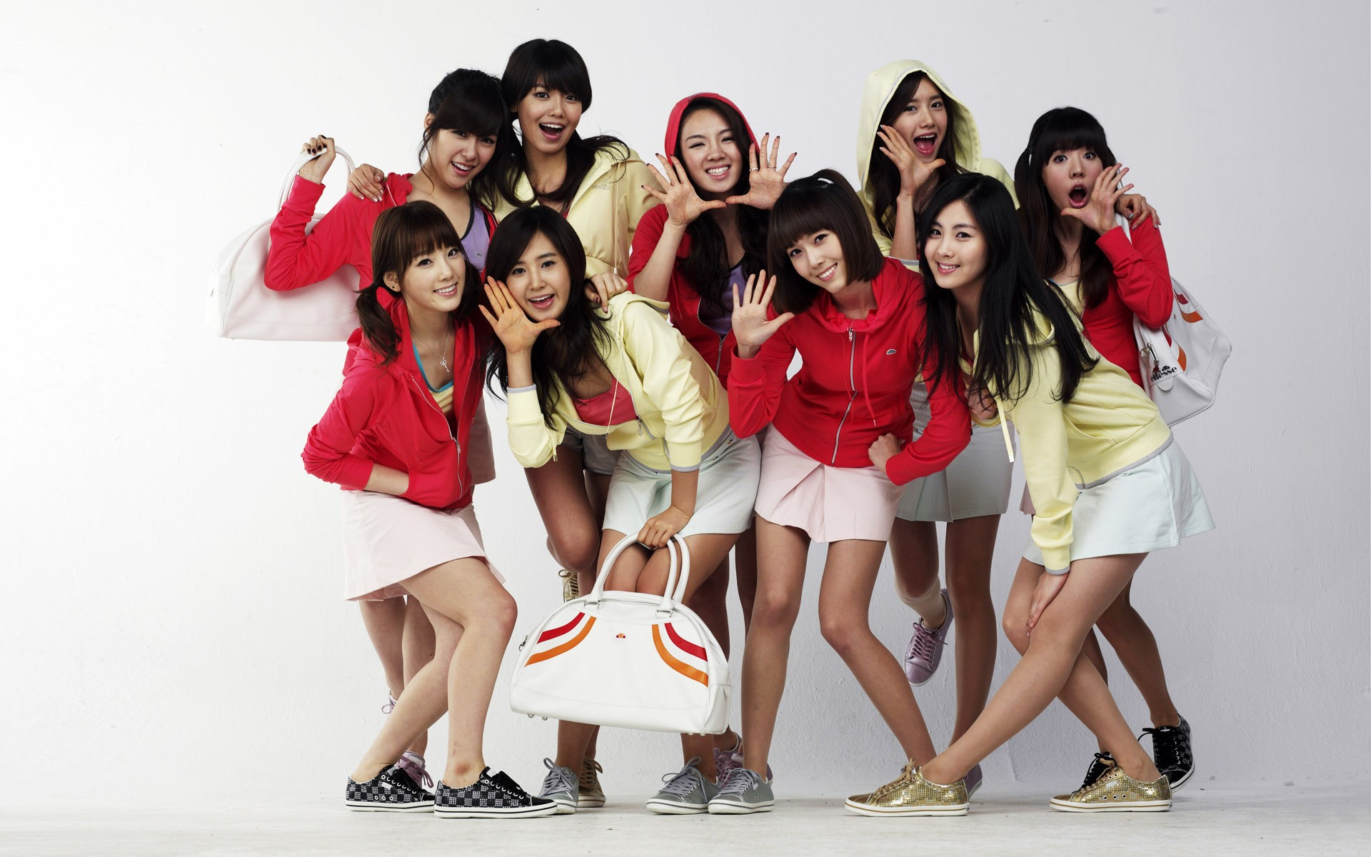 Girls Generation chicas - 1920x1200