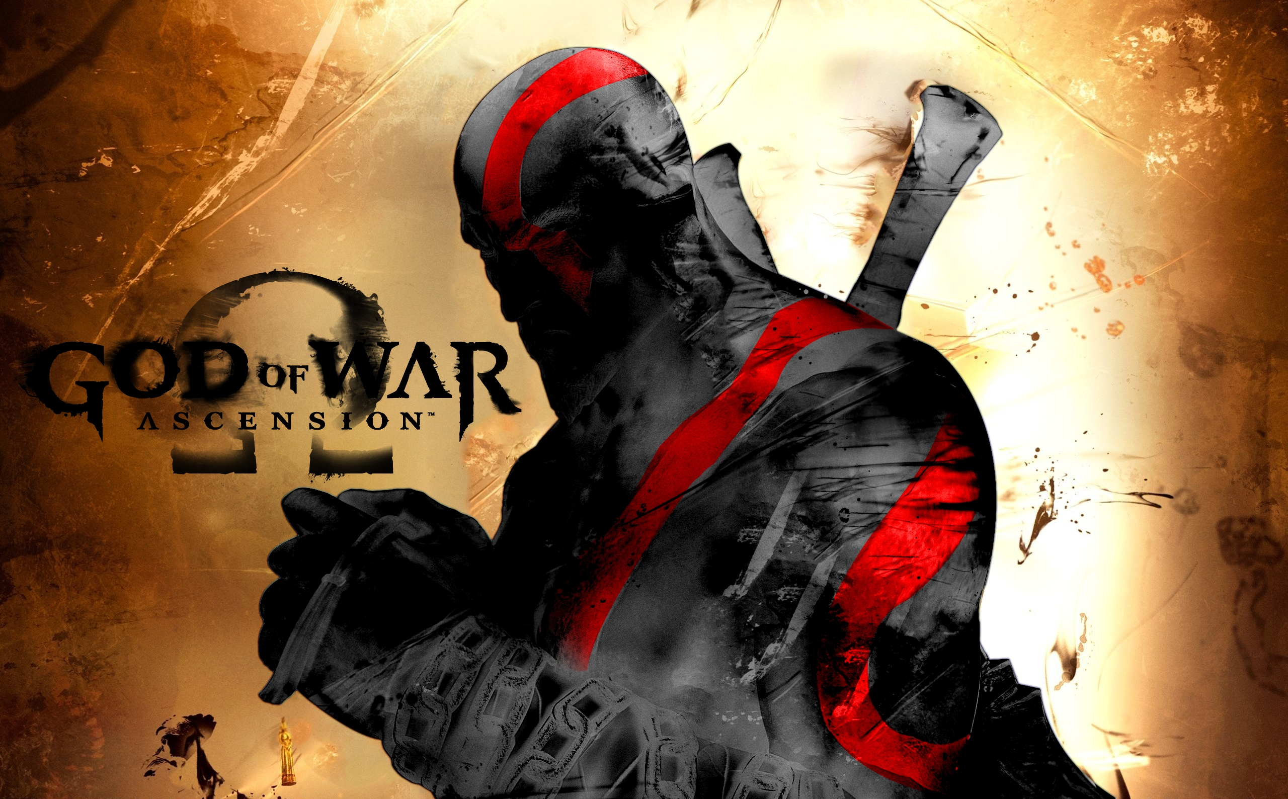 God of War Kratos - 2560x1588