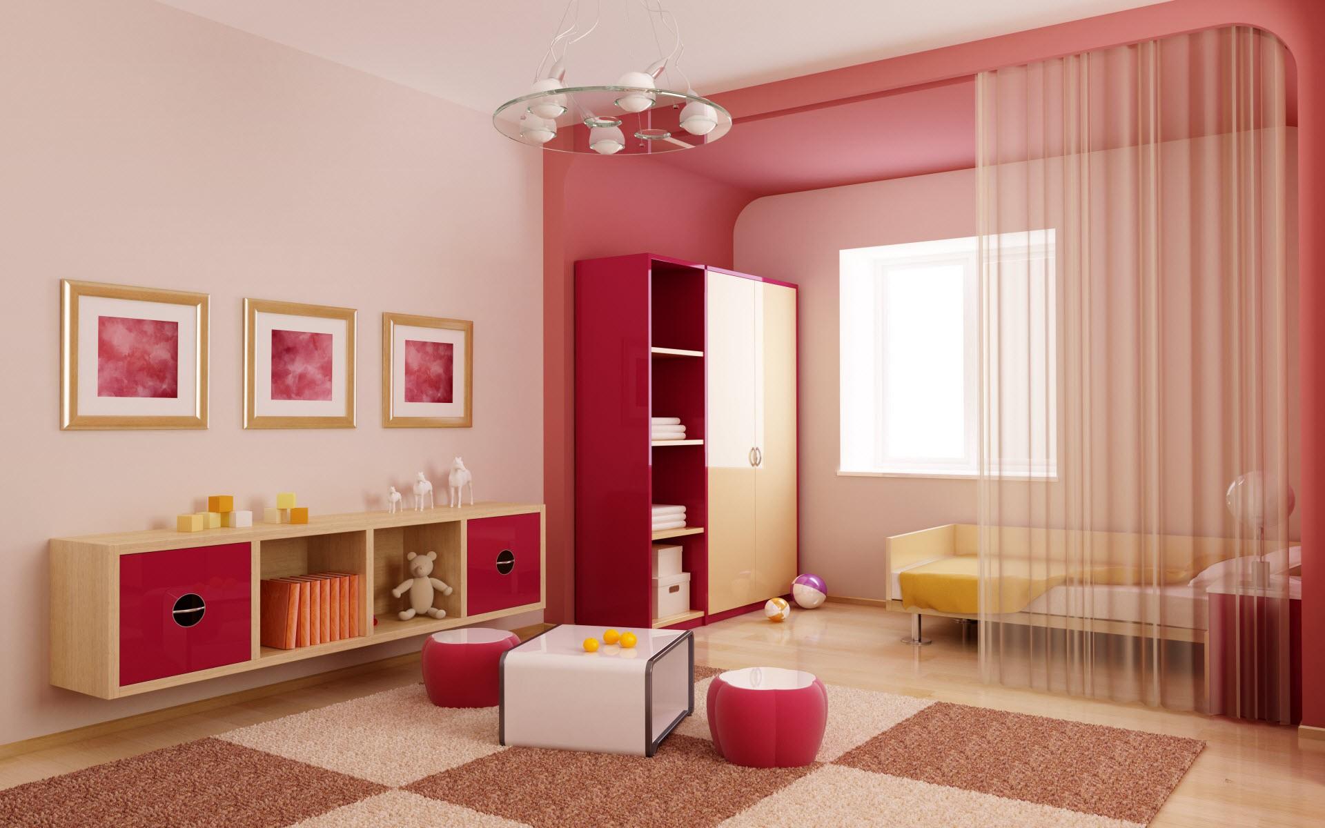 Habitación para niñas - 1920x1200
