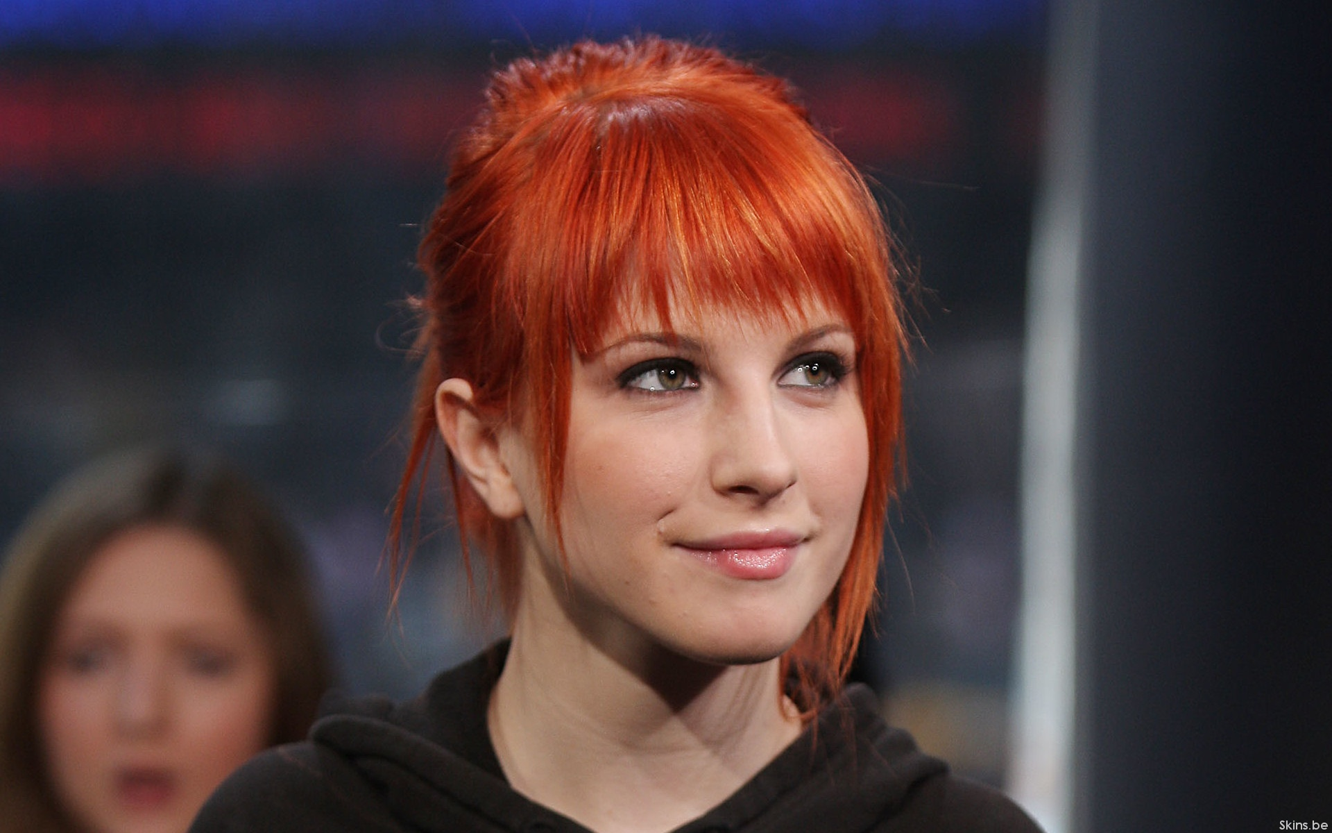 Hayley Williams pelirroja - 1920x1200