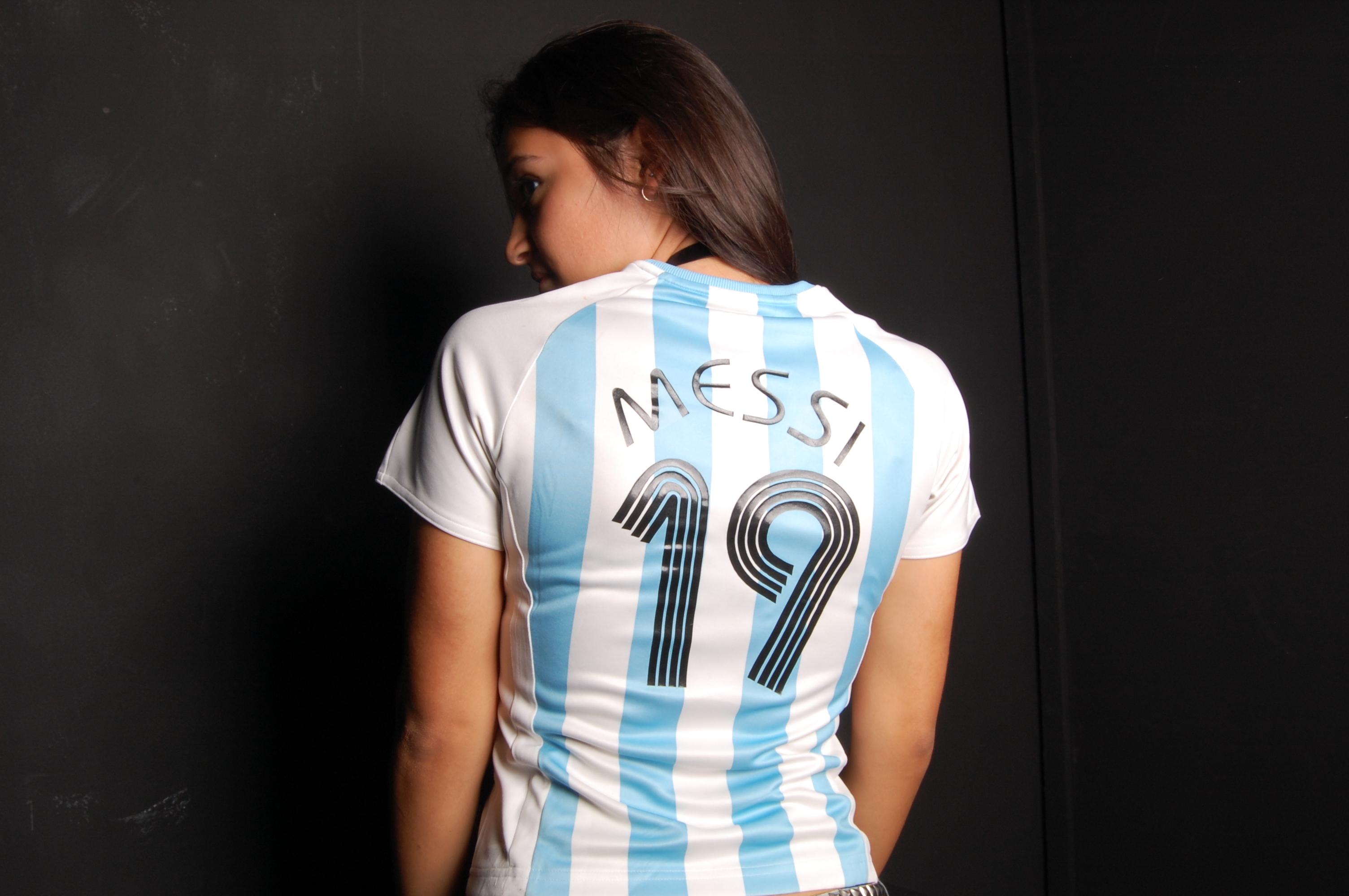 Hincha de Messi - 3008x2000