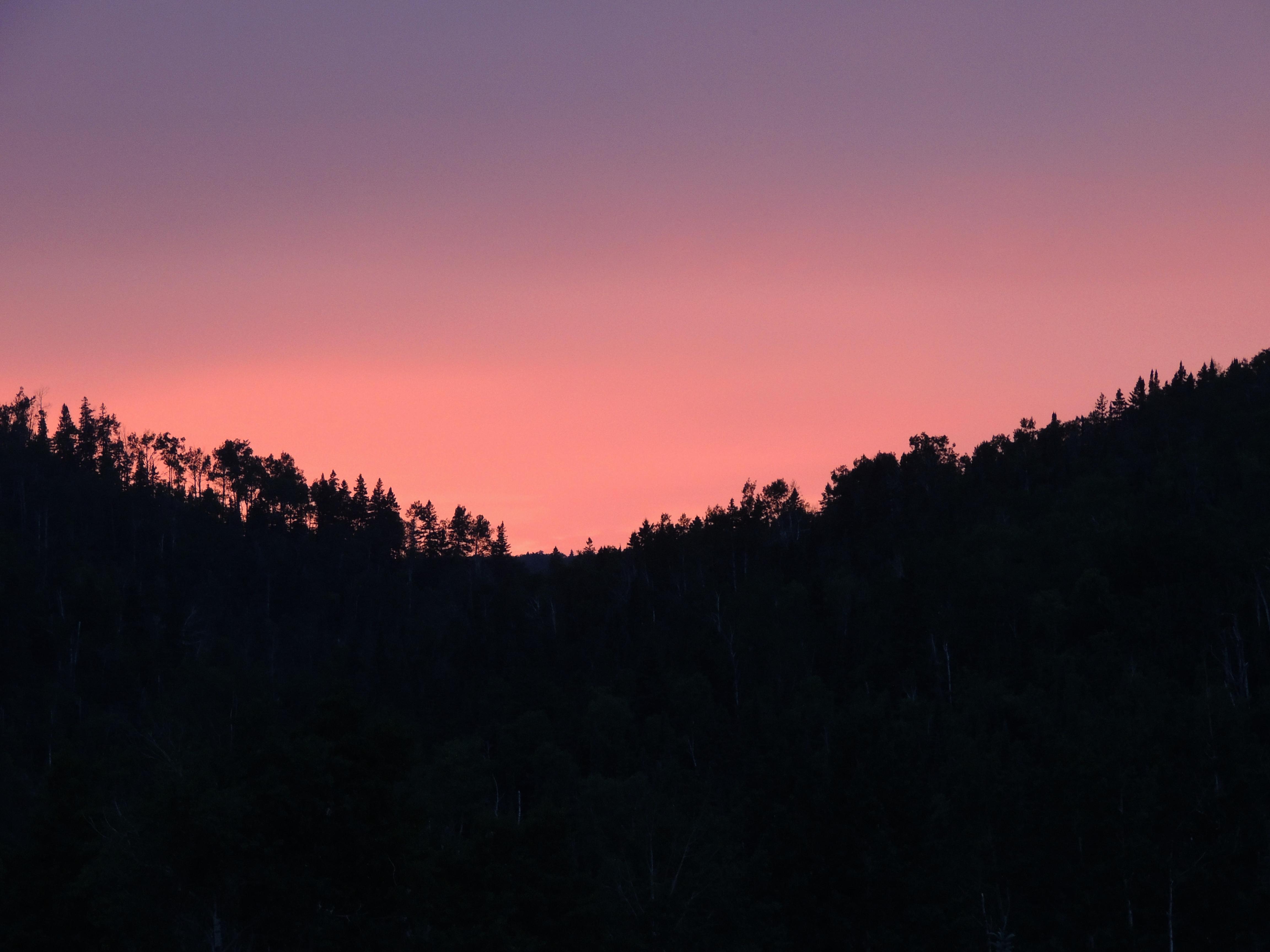 Increíble Atardecer rosado - 4608x3456
