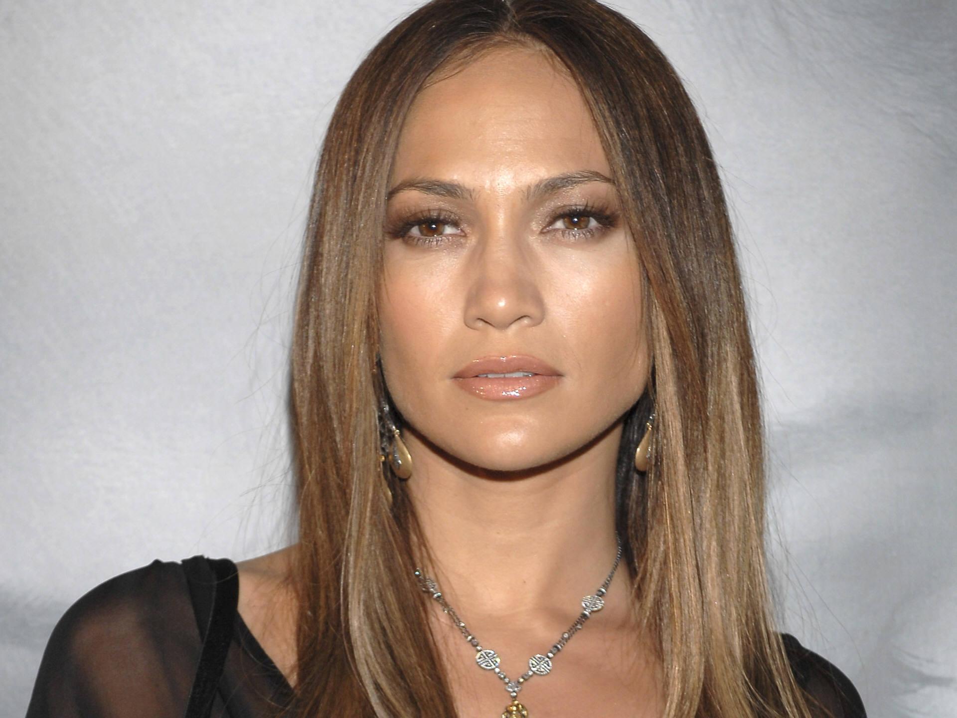Jennifer Lopez peinado - 1920x1440