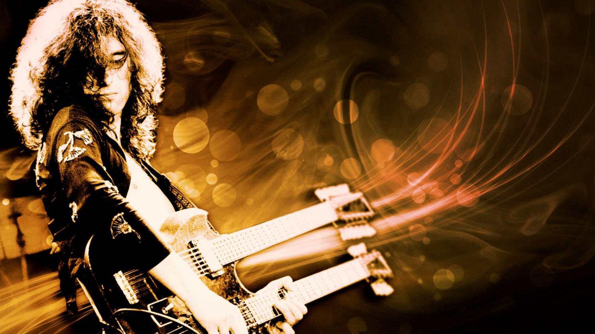 Jimmy Page - 1920x1080