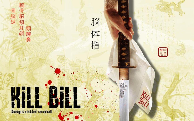 Kill Bill - 1440x900
