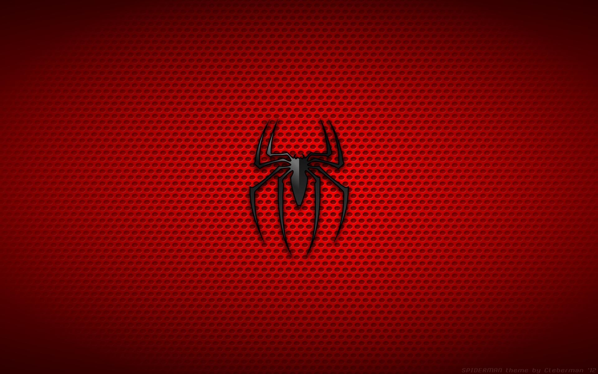 La araña de Spiderman - 1920x1200
