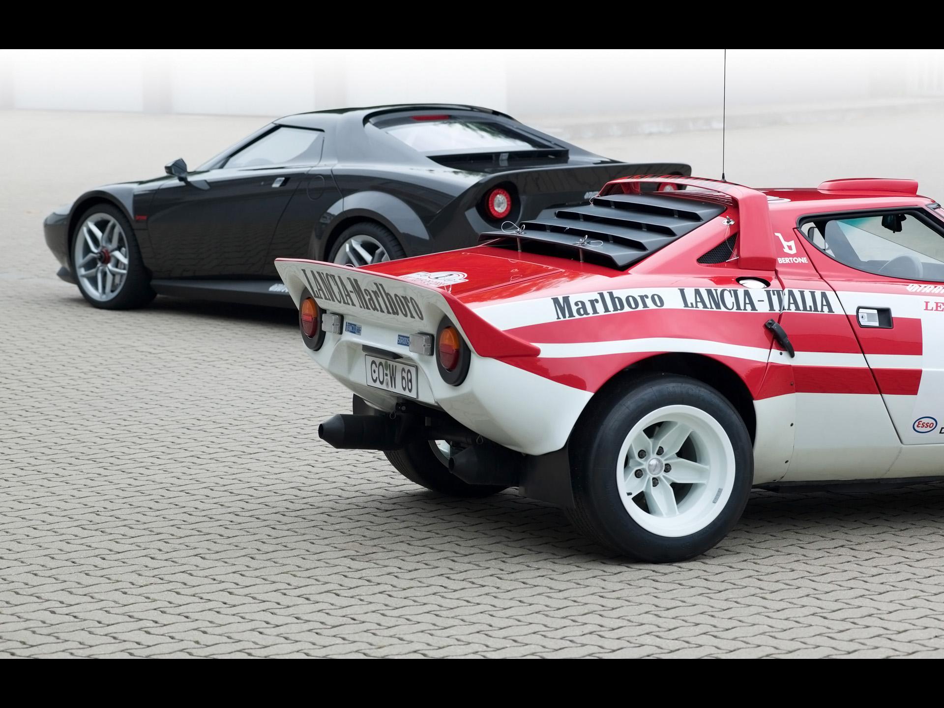 Lancia Stratos autos - 1920x1440