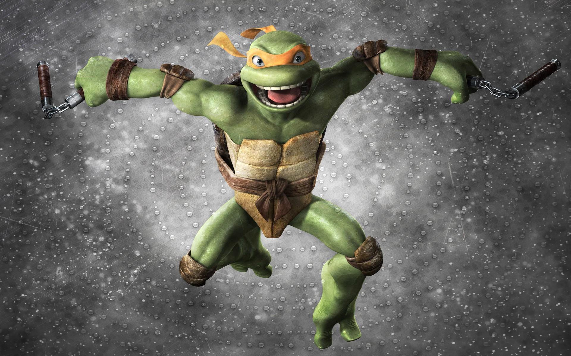 Las tortugas ninja - 1920x1200