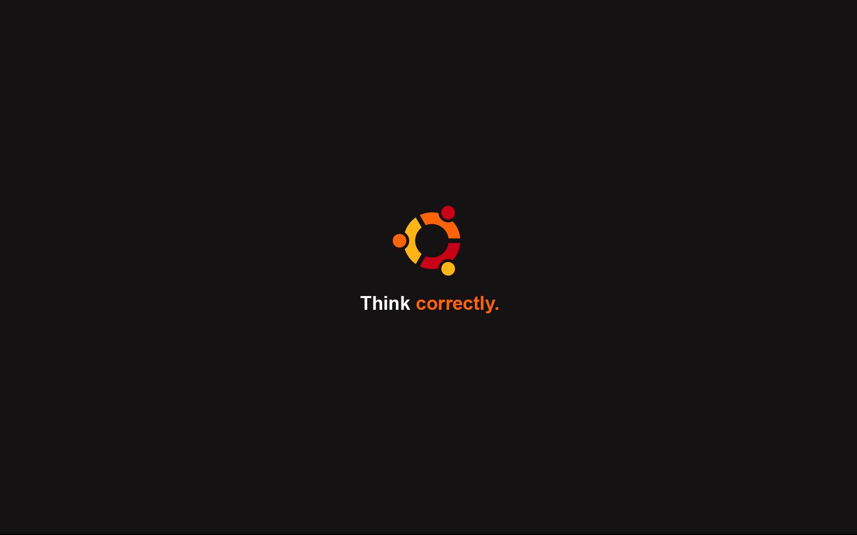 Linux Ubuntu - 1680x1050