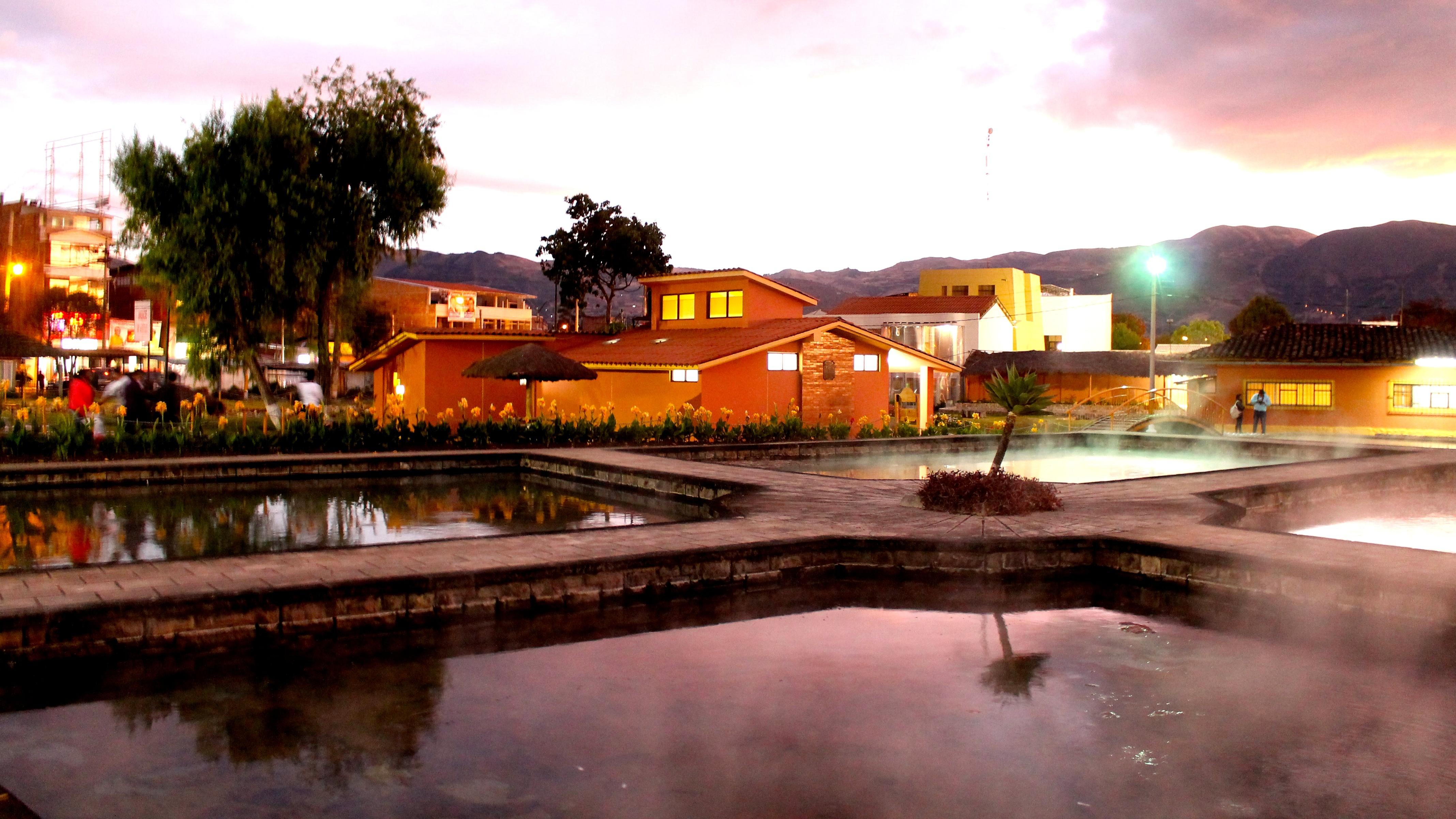 Los Baños del Inca - 4272x2402