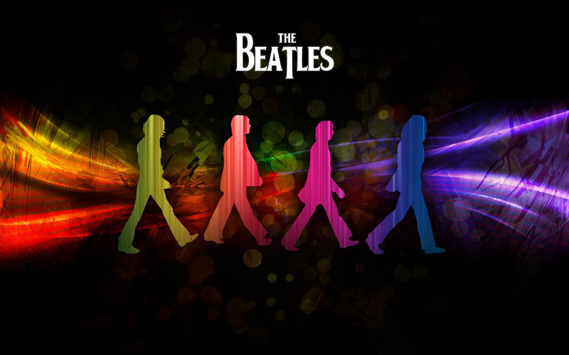 Los Beatles - 1920x1200