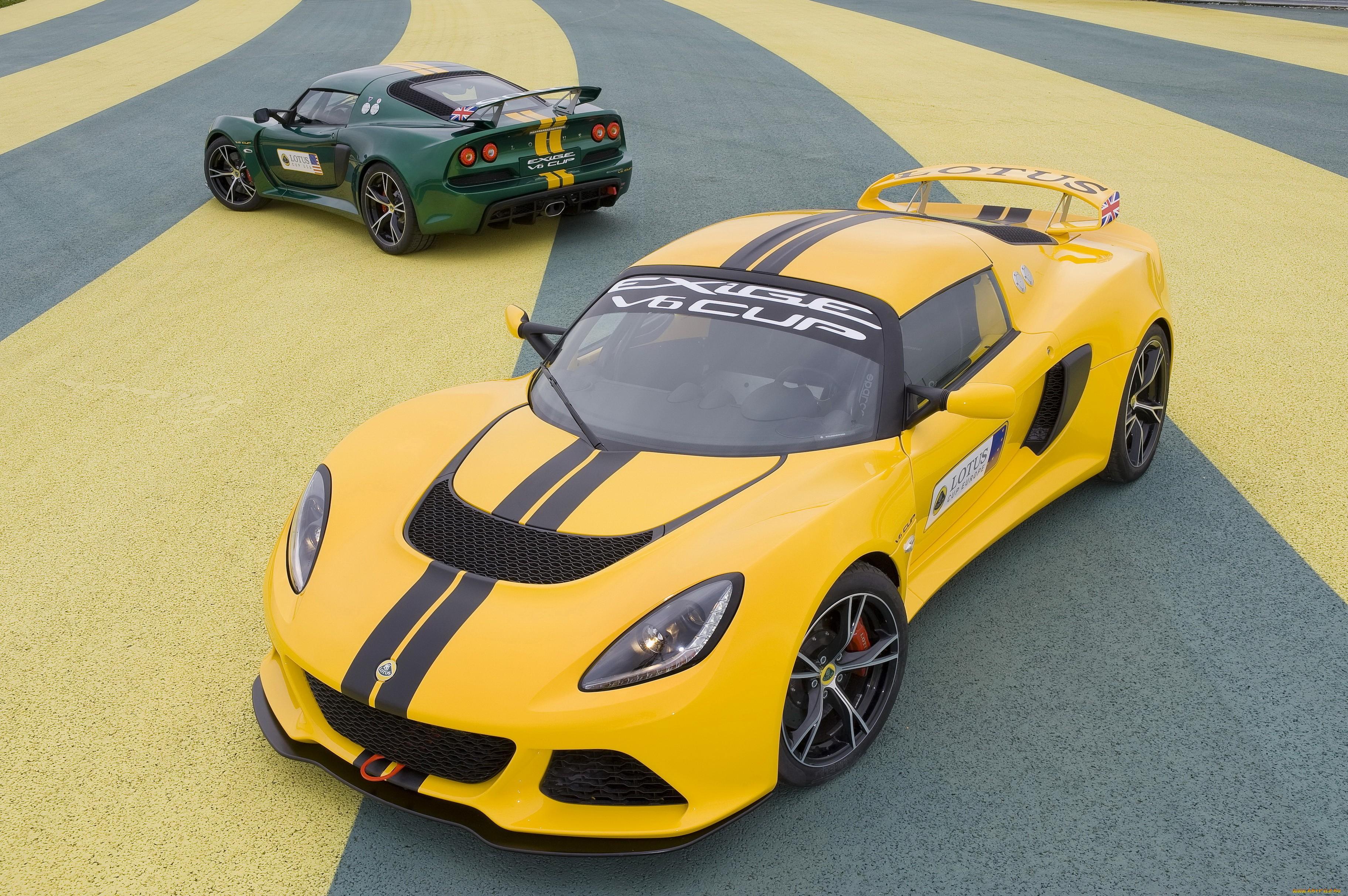 Lotus Exige 2013 - 3648x2427