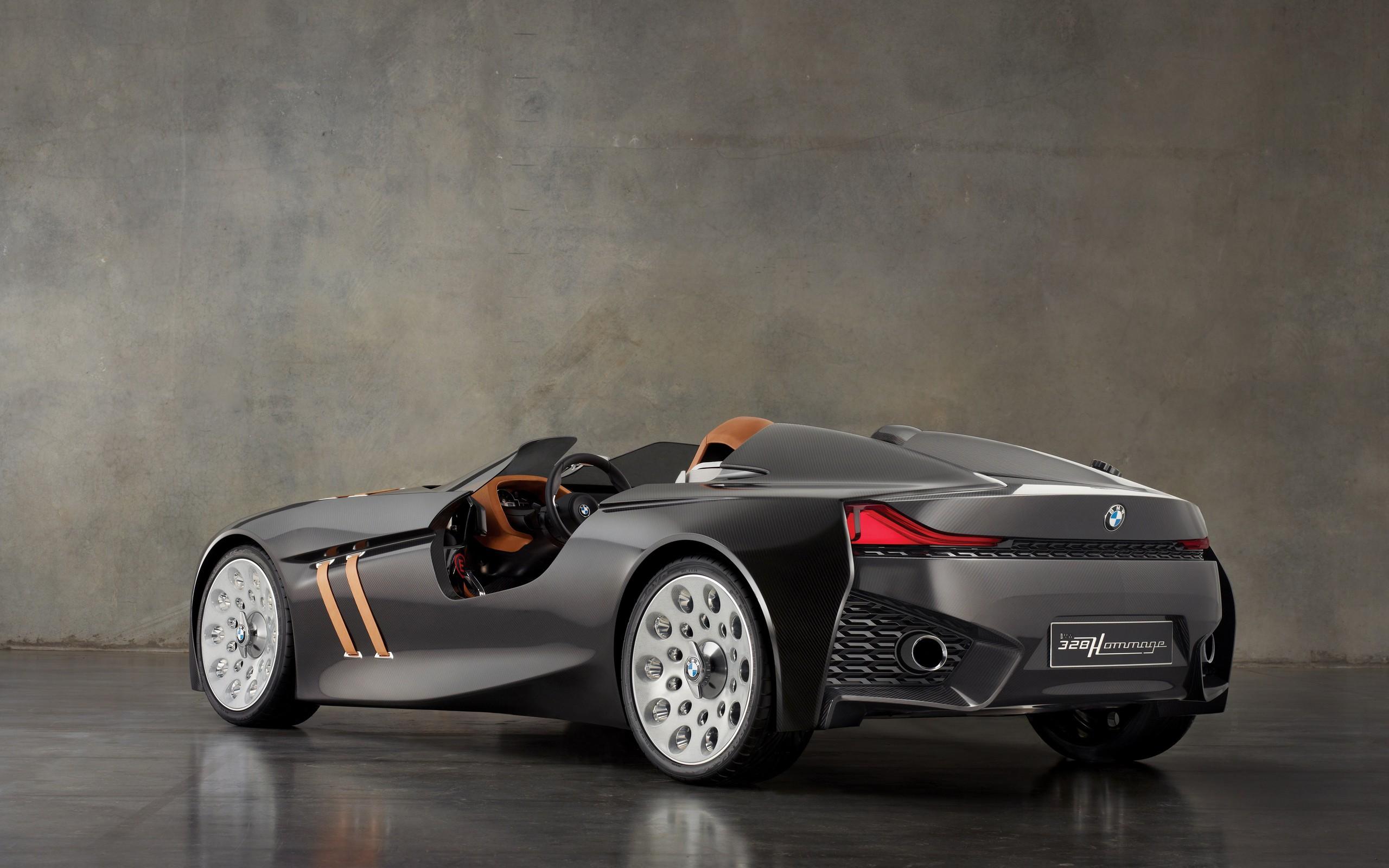 Lujoso auto BMW - 2560x1600