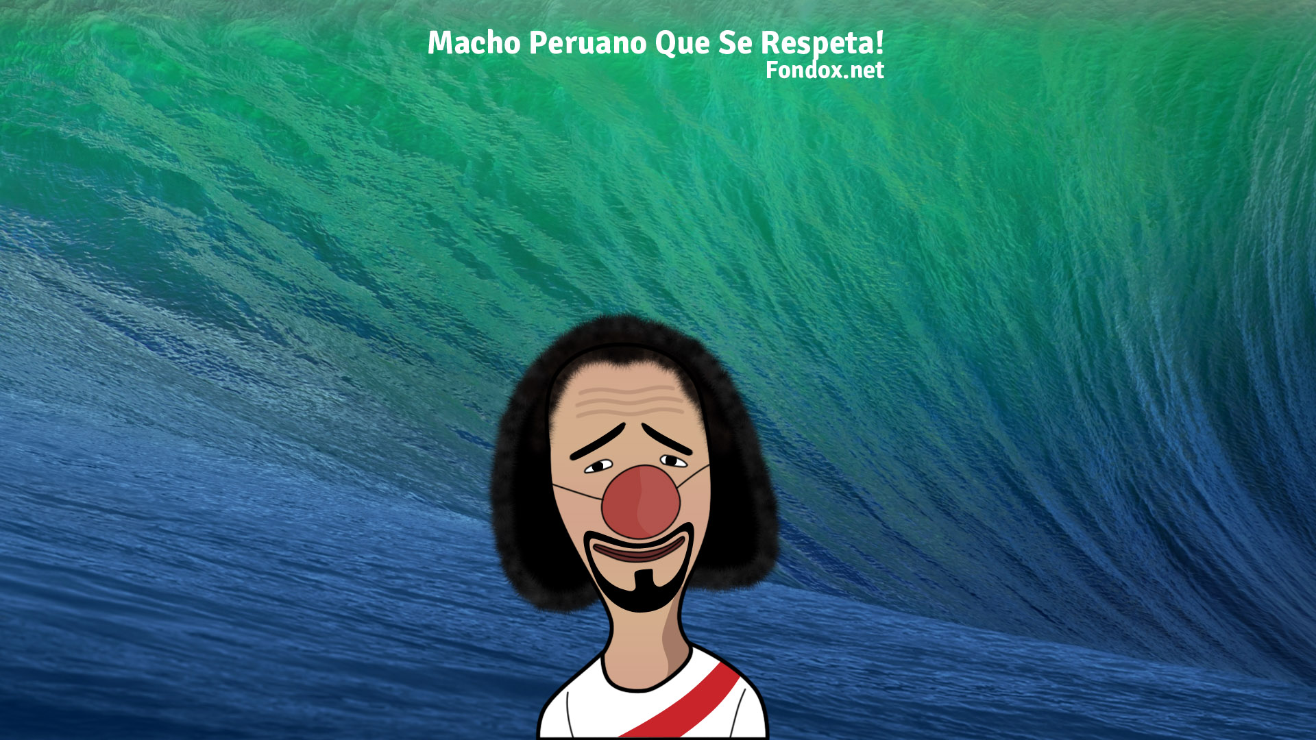 Macho Peruano Que Se Respeta - 1920x1080