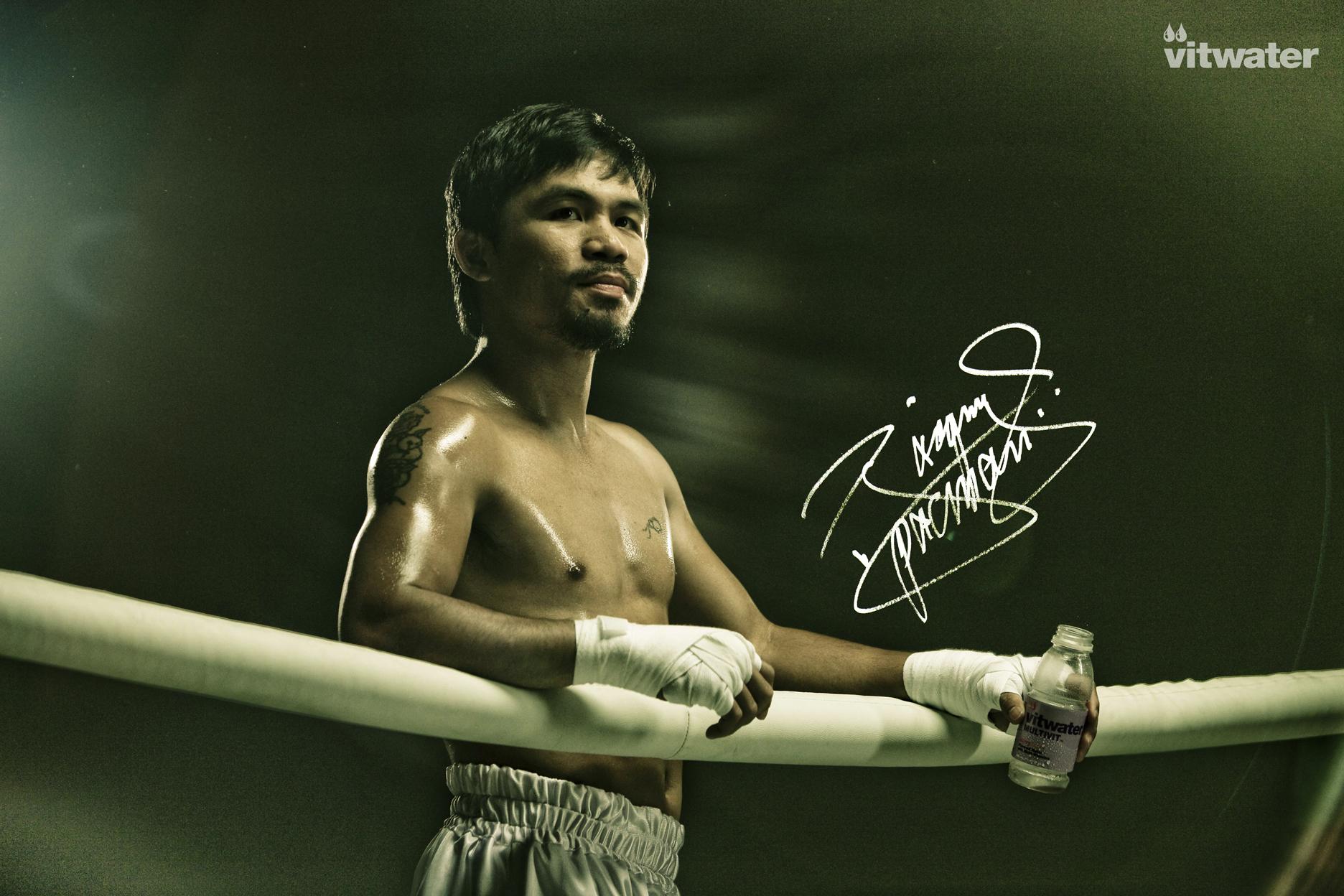 Manny Pacquiao en el ring - 1872x1248