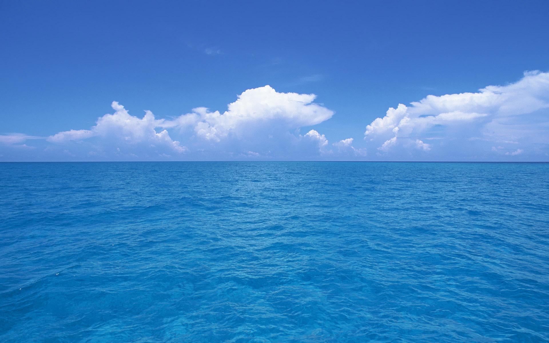Mar azul - 1920x1200