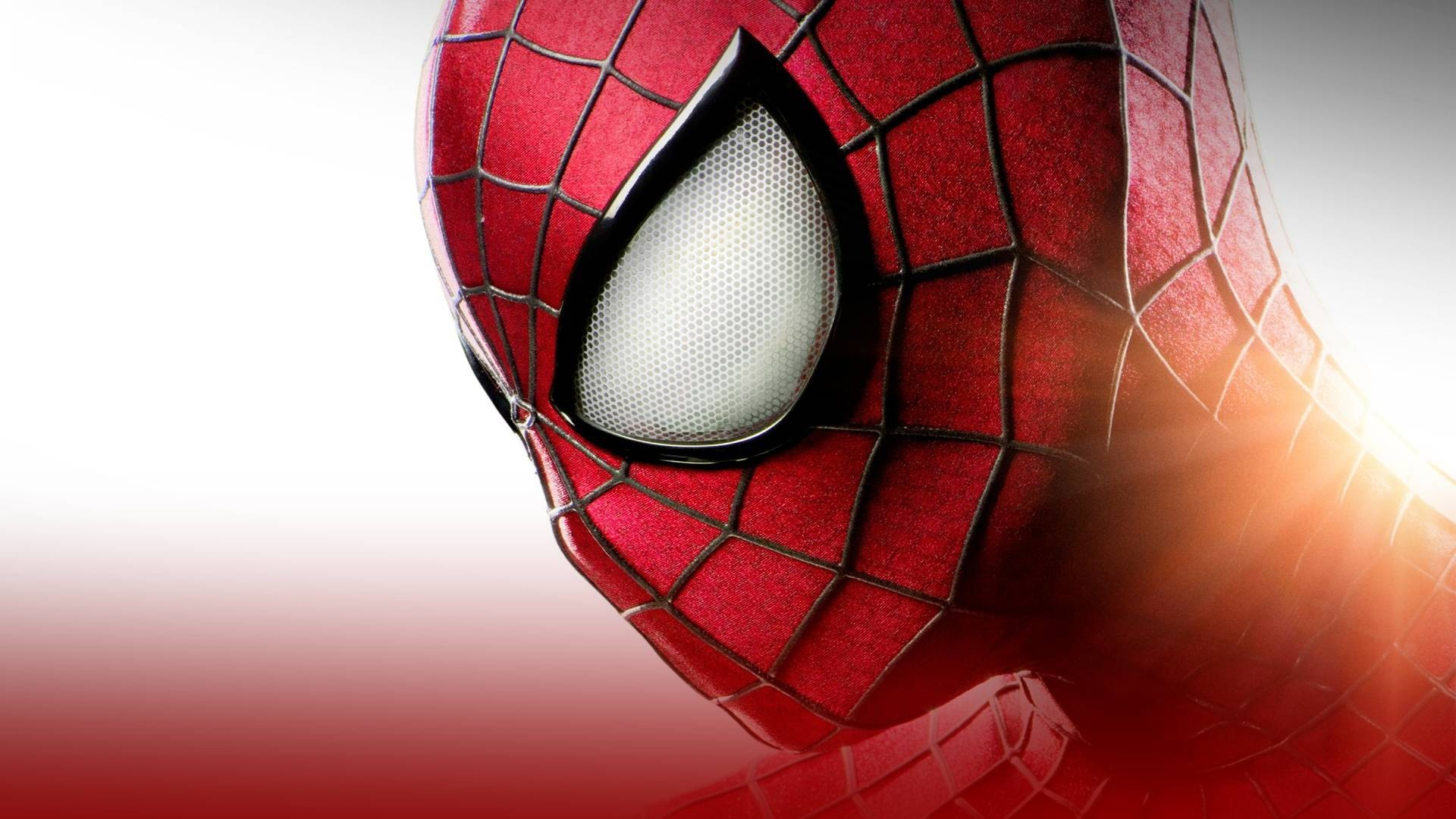 Mascara de Spiderman - 1920x1080