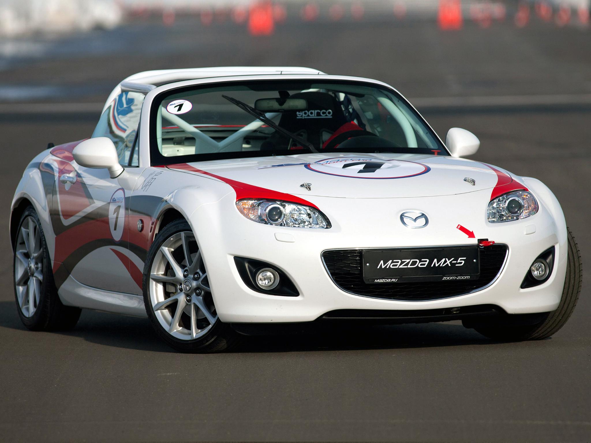 Mazda MX-5 G-T NC2 - 2048x1536