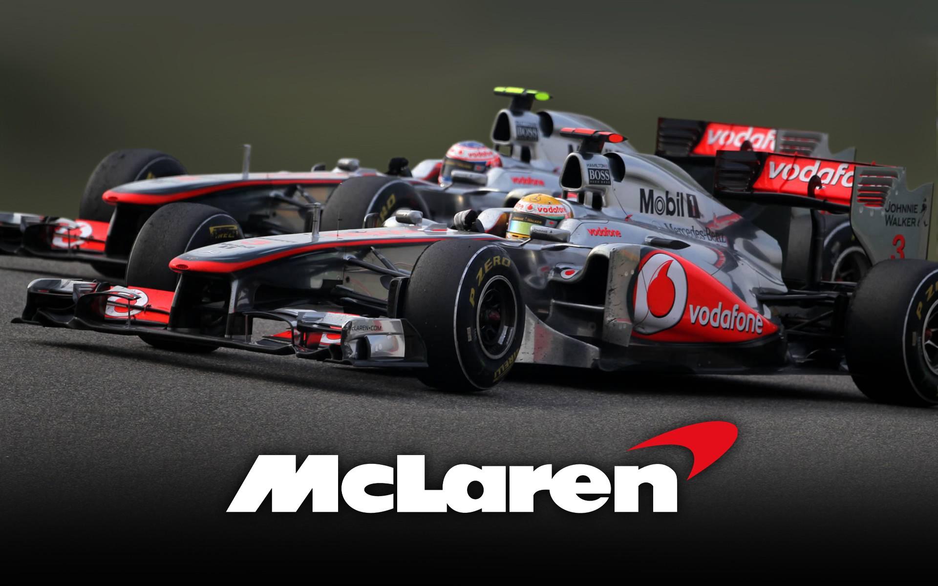 McLaren Formula 1 - 1920x1200