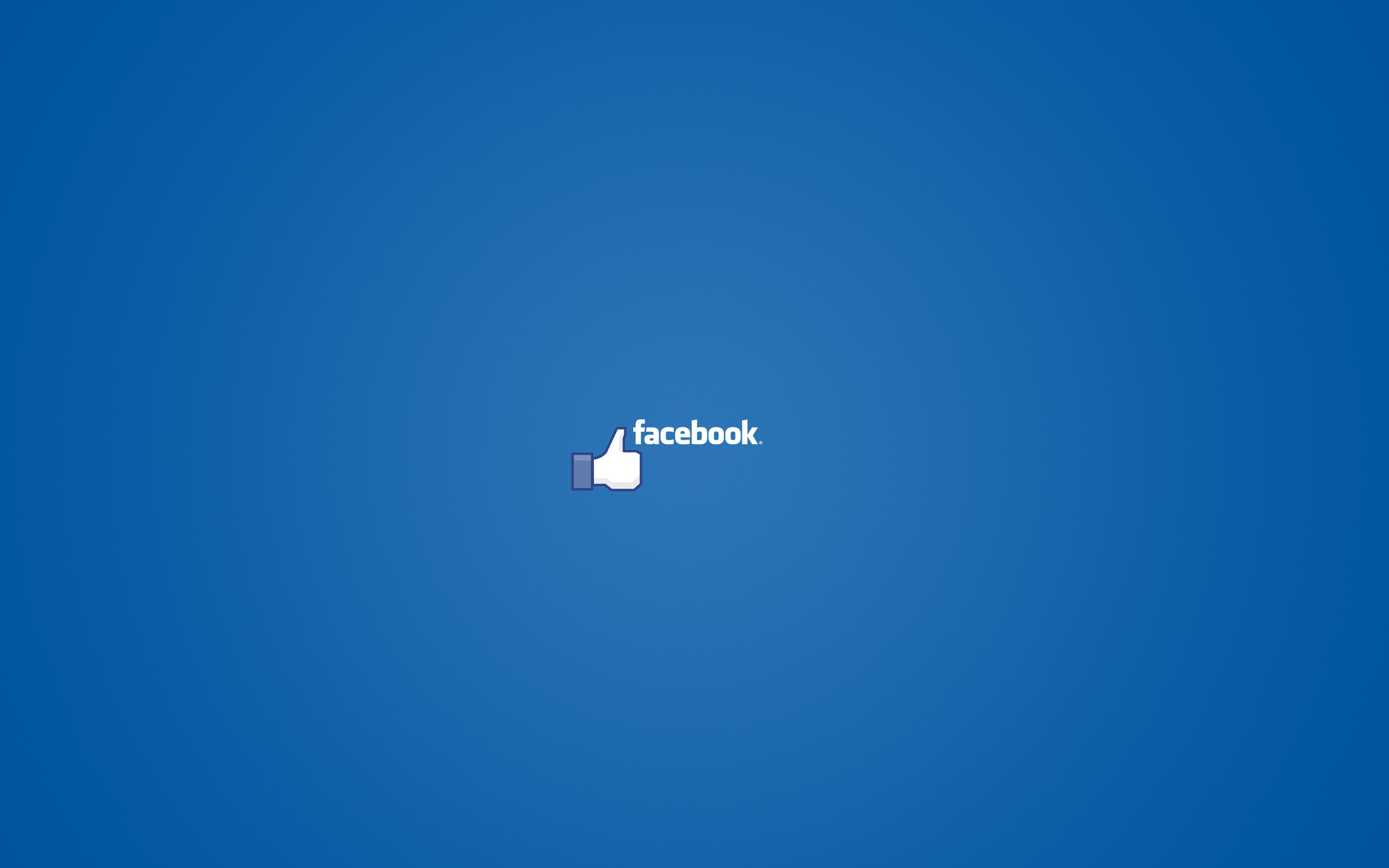 Me Gusta Facebook - 2560x1600