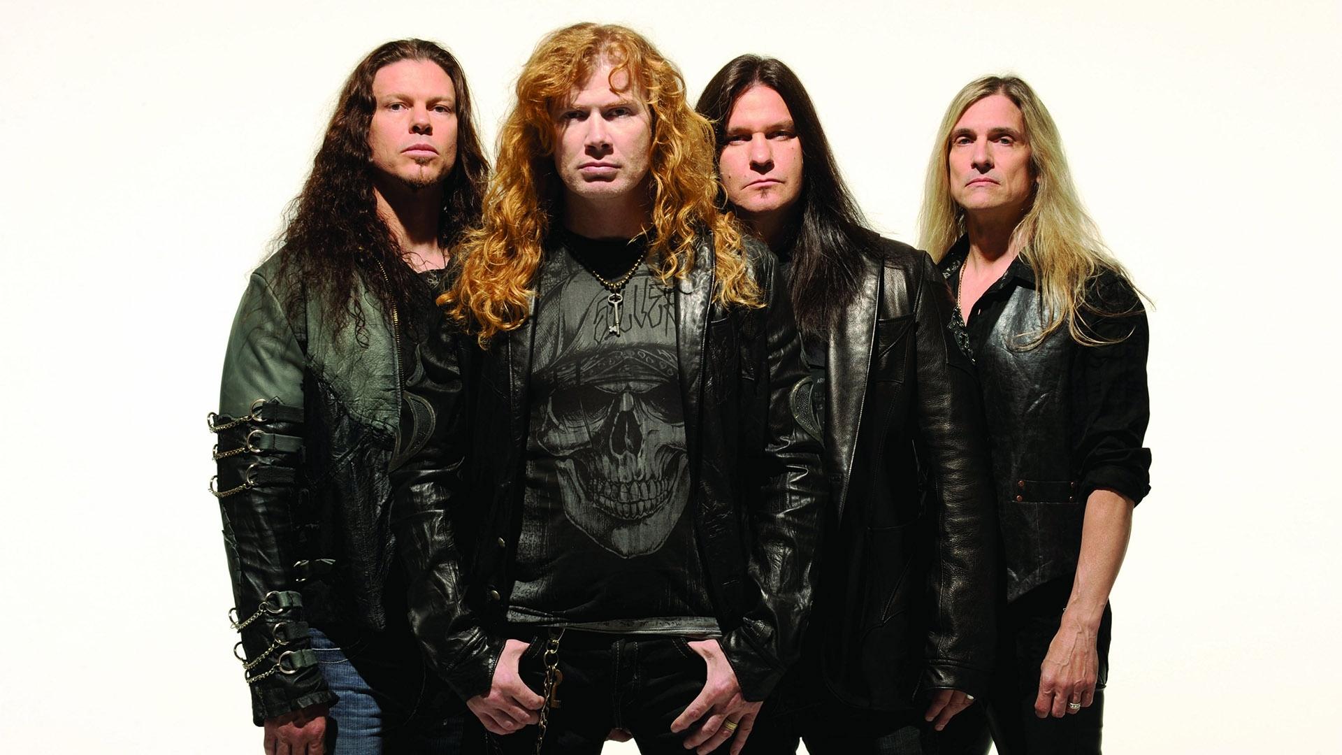 Megadeth - 1920x1080