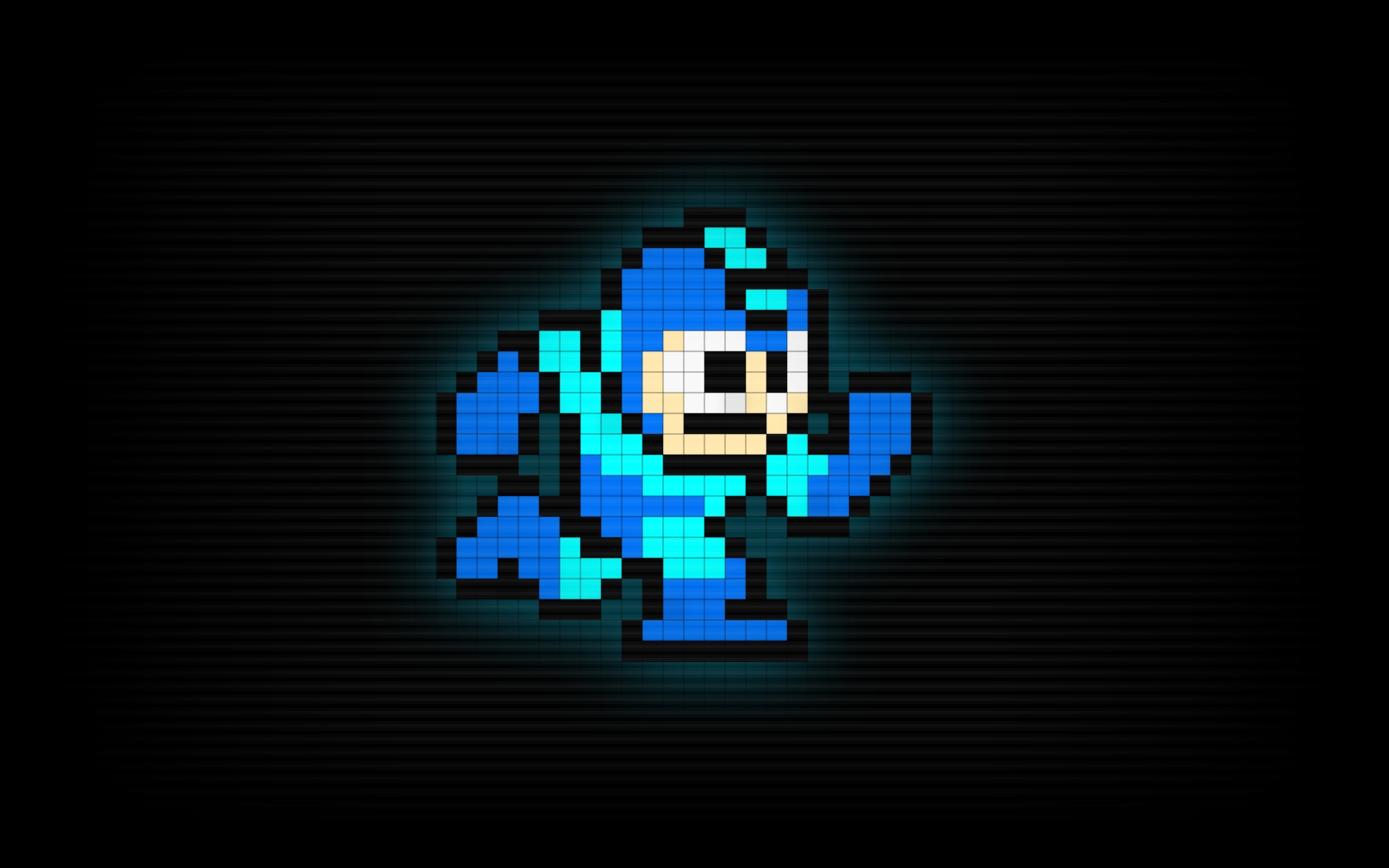 Megaman juego - 1680x1050