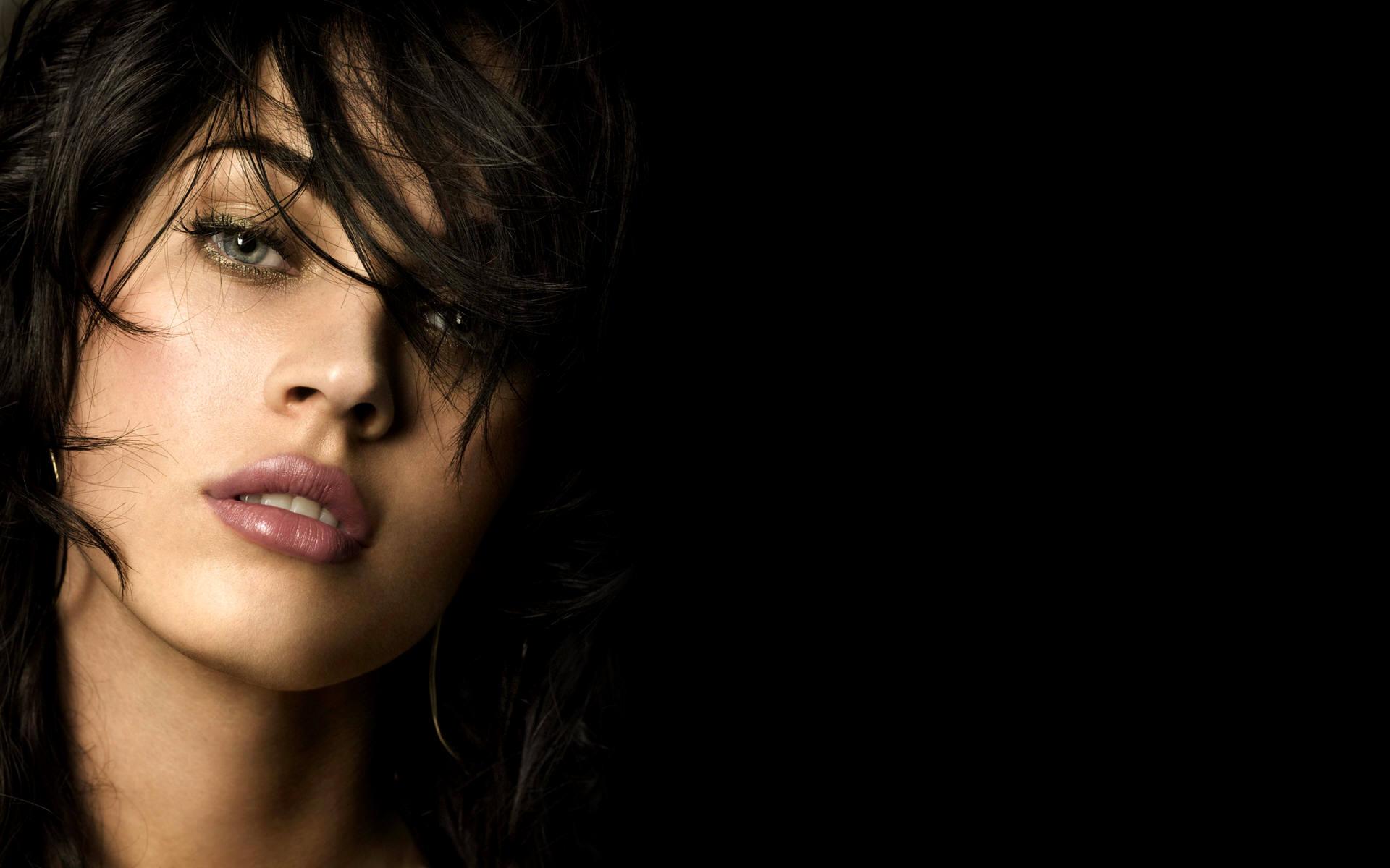 Megan Fox, su rostro - 1920x1200