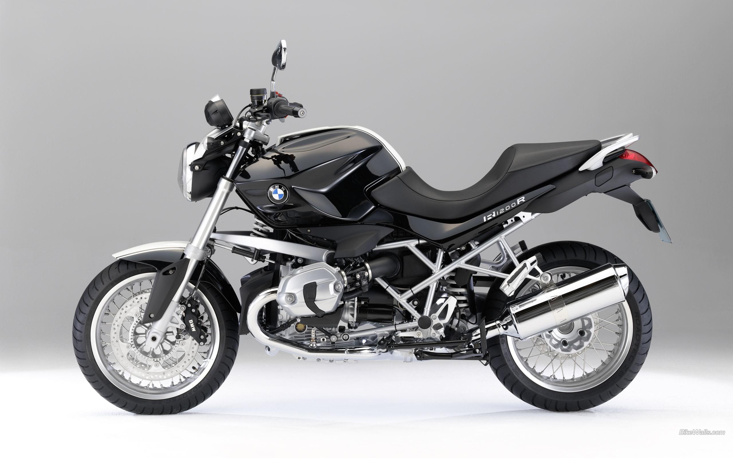 Motos BMW 1200R - 2560x1600