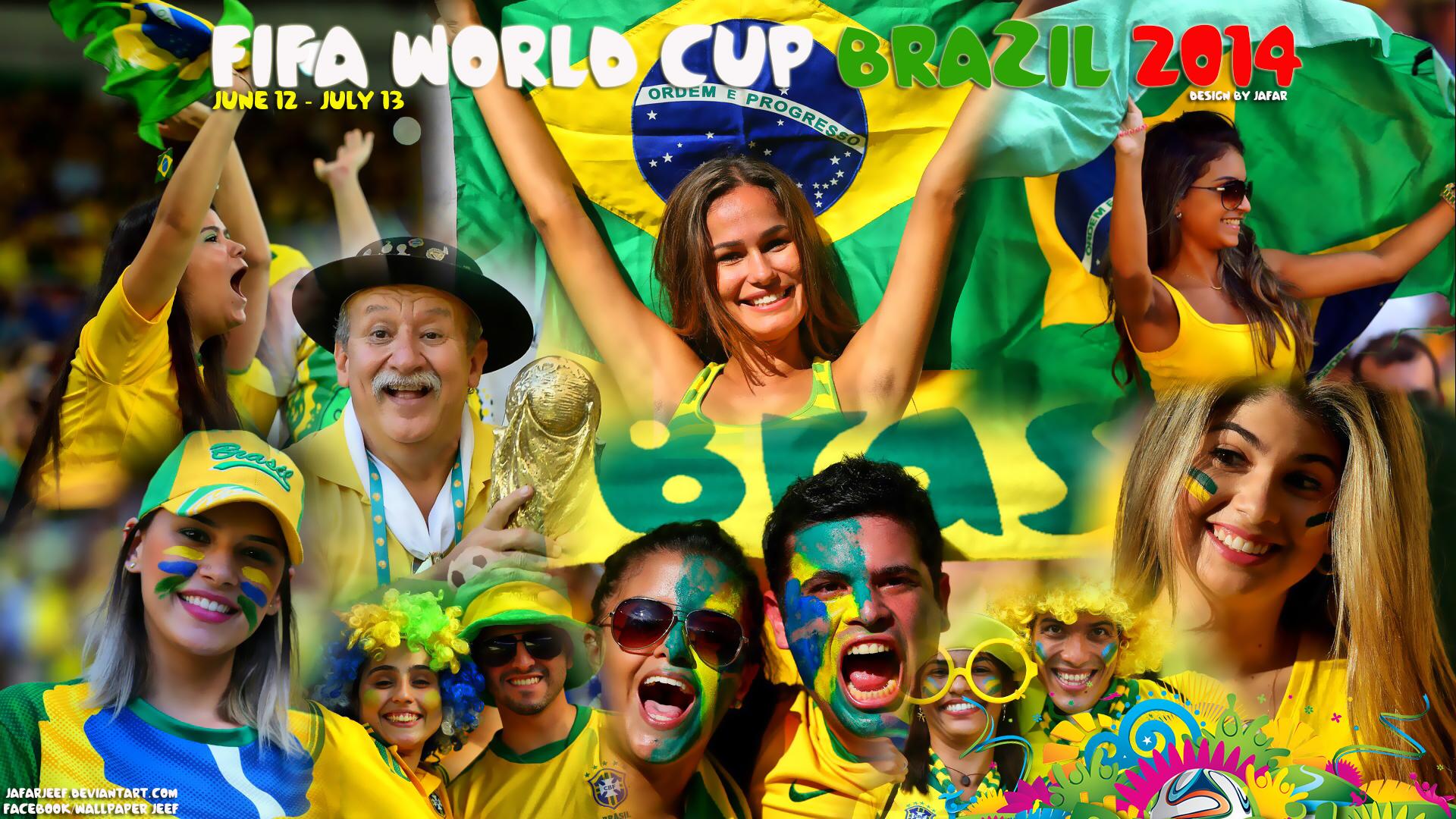 Mundial Brasil 2014 - 1920x1080