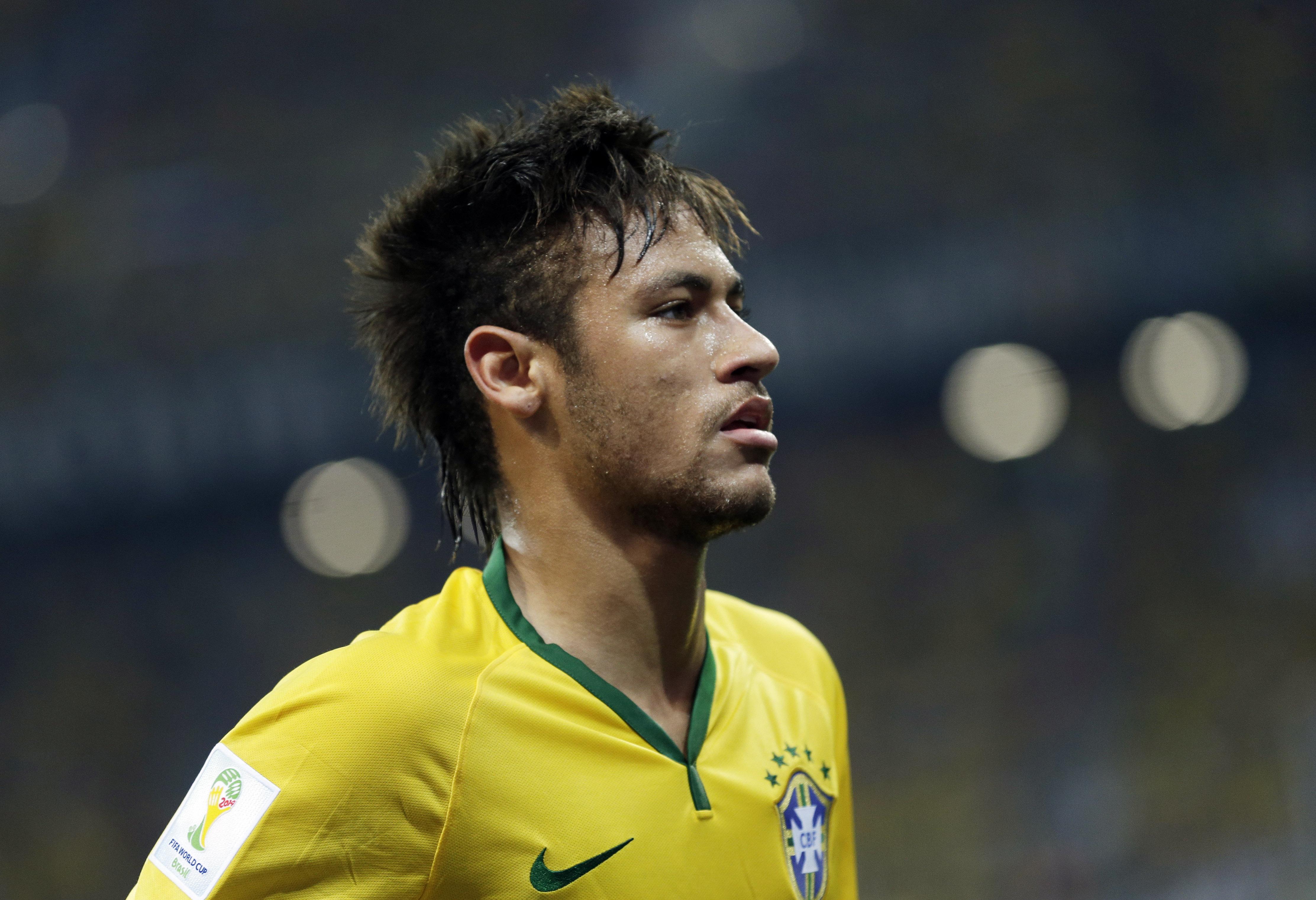 Neymar de Brasil - 4449x3044