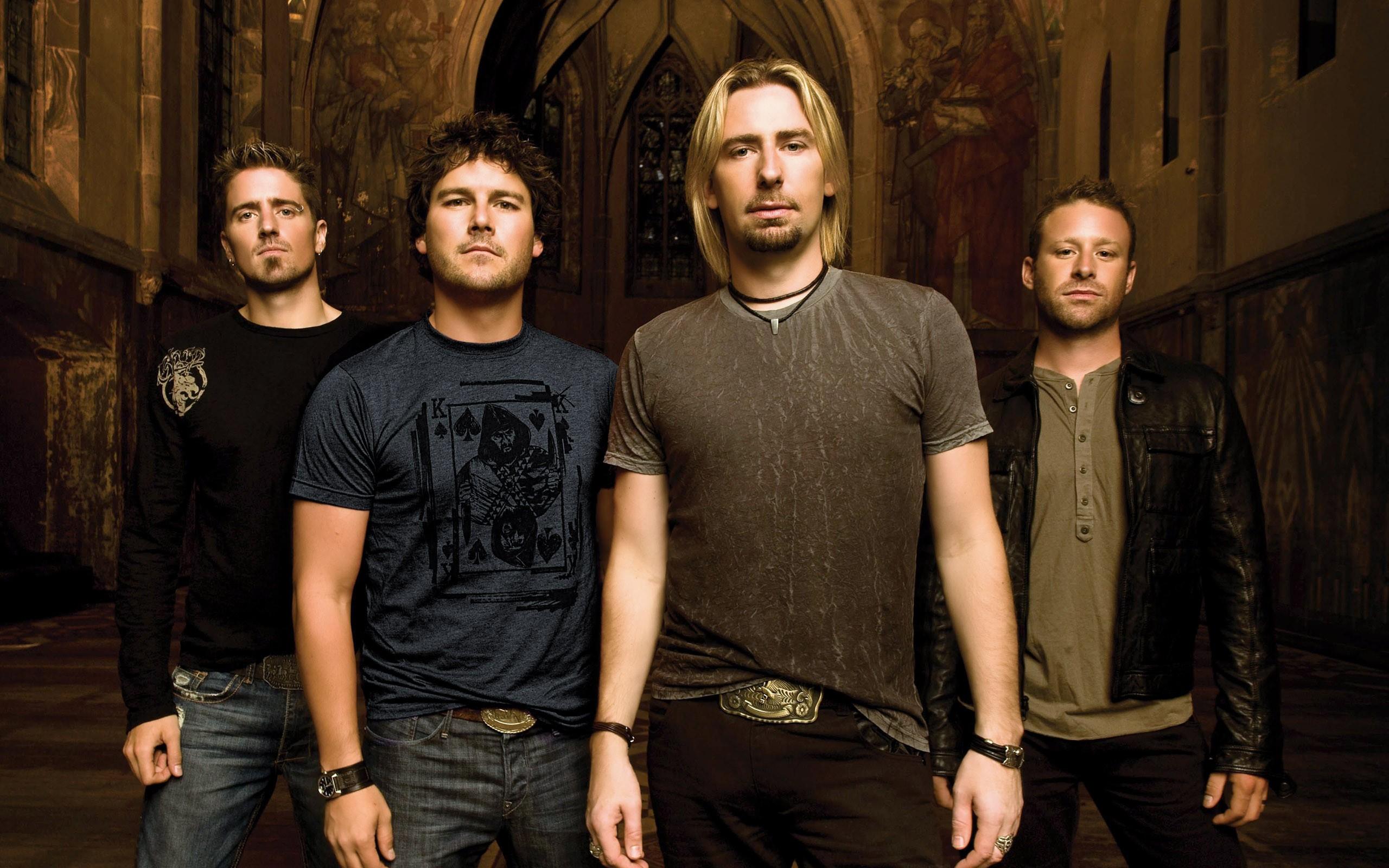 Nickelback - 2560x1600