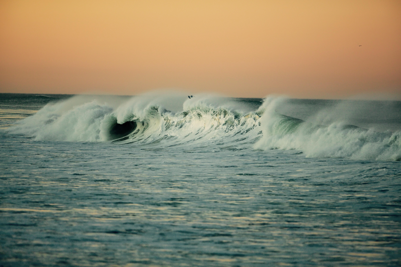Olas del mar - 5760x3840
