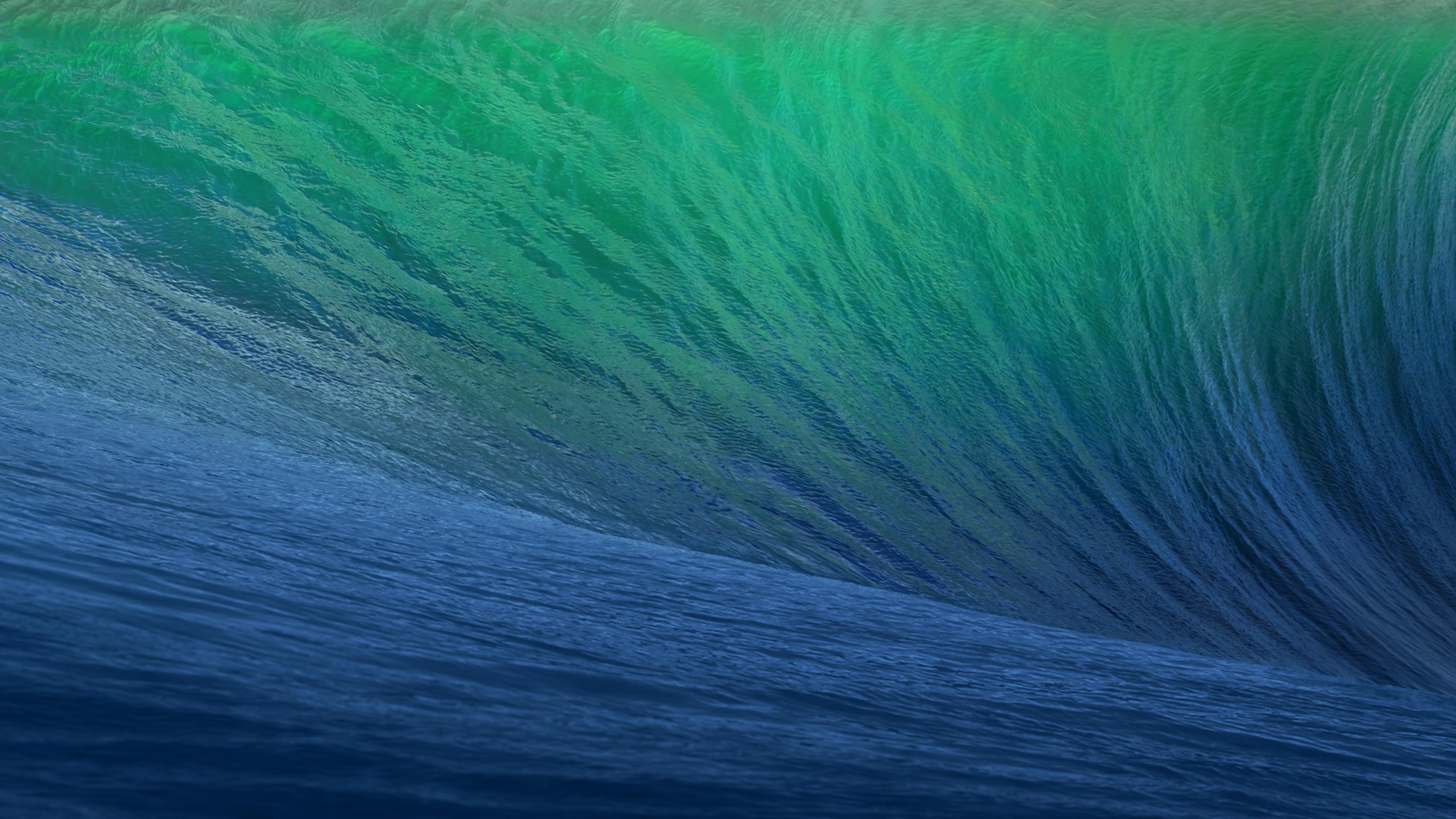 OS X Mavericks - 5120x2880