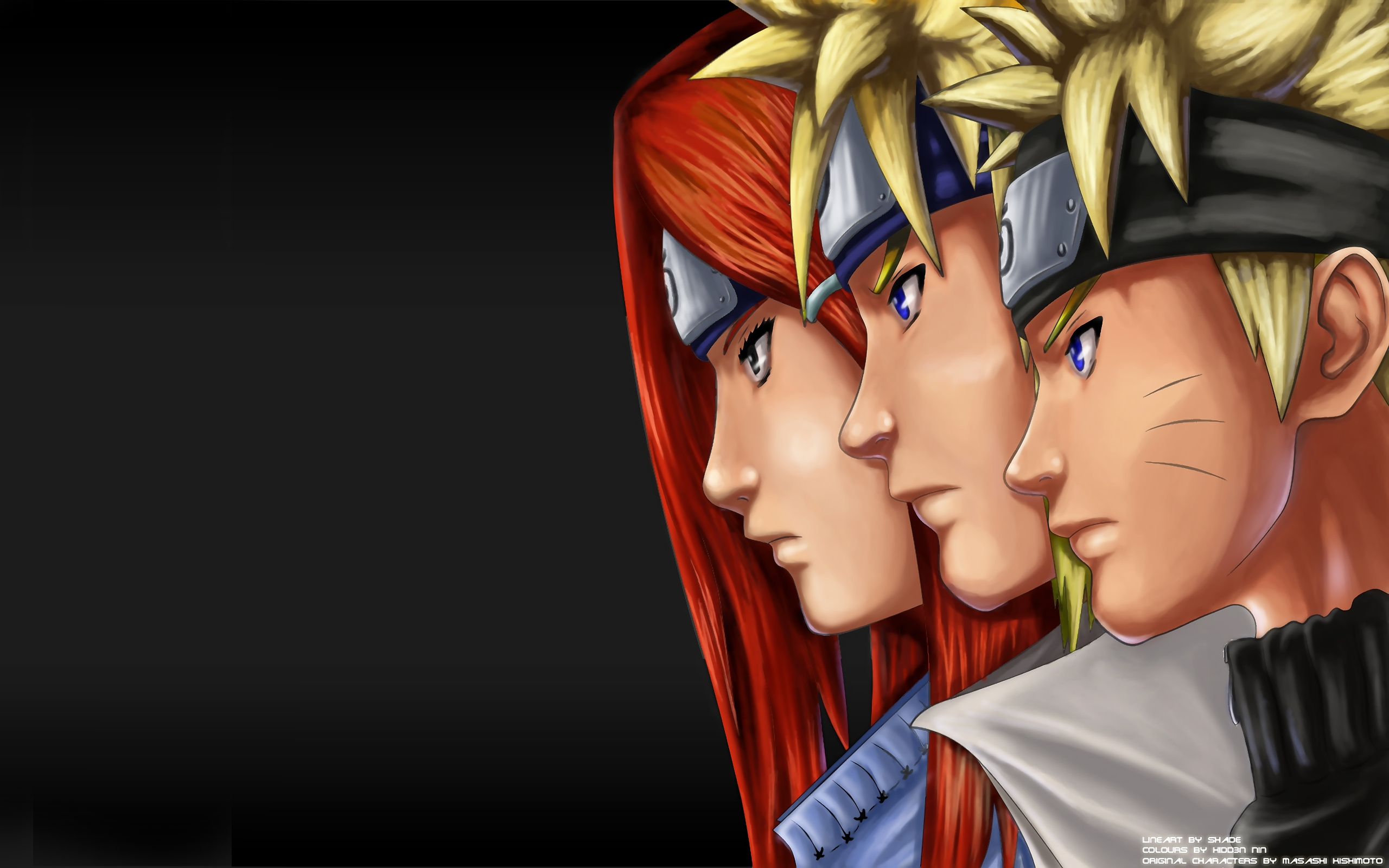 Personajes de Naruto - 2560x1600
