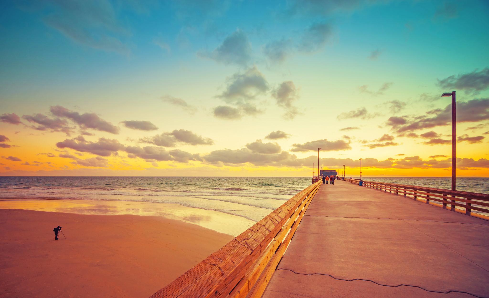 Playa de Newport - 2048x1251