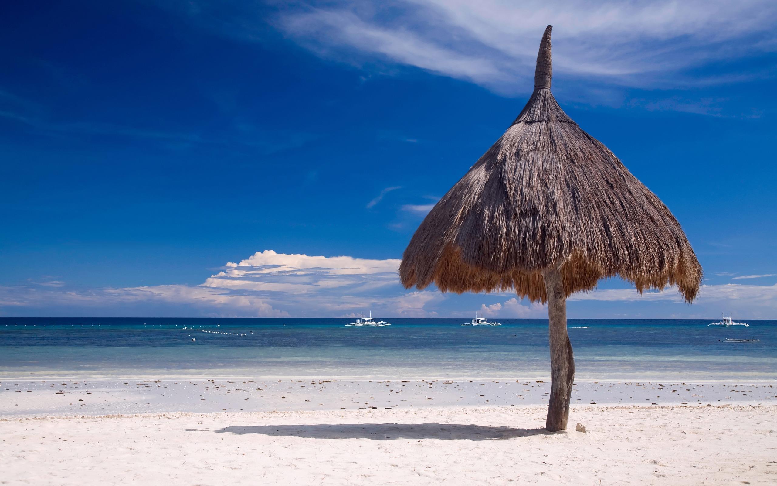 Playa de Punta Sal - 2560x1600