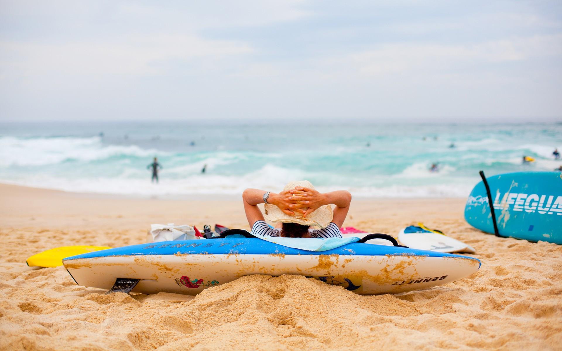 Playa de Sidney Australia - 1920x1200