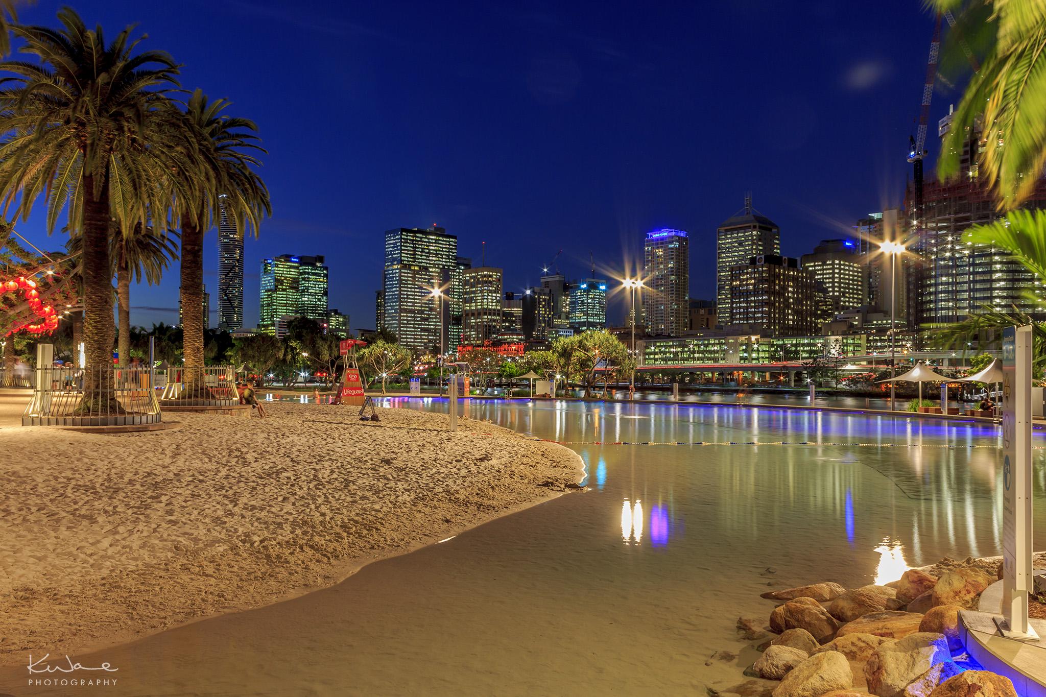 Playas y Ciudades - 2048x1365