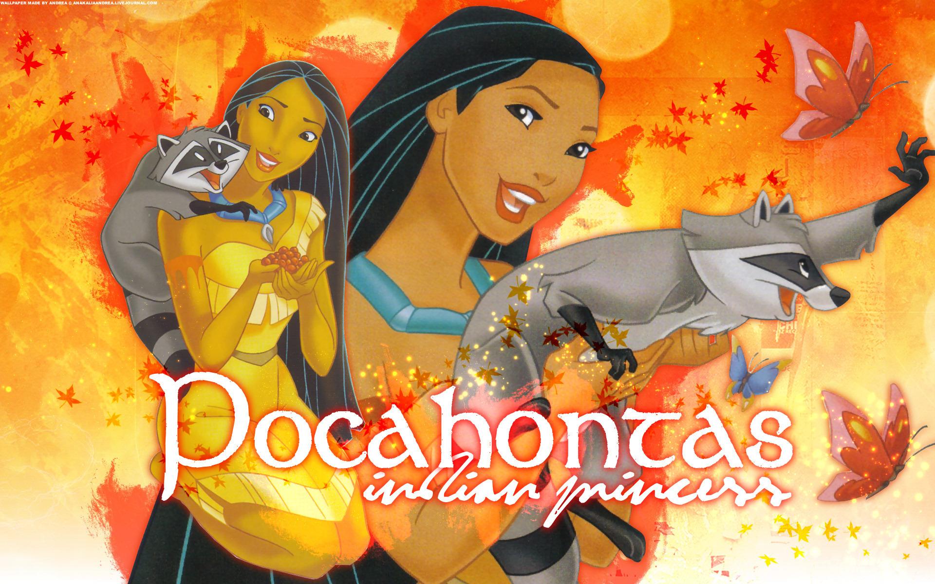 Pocahontas - 1920x1200
