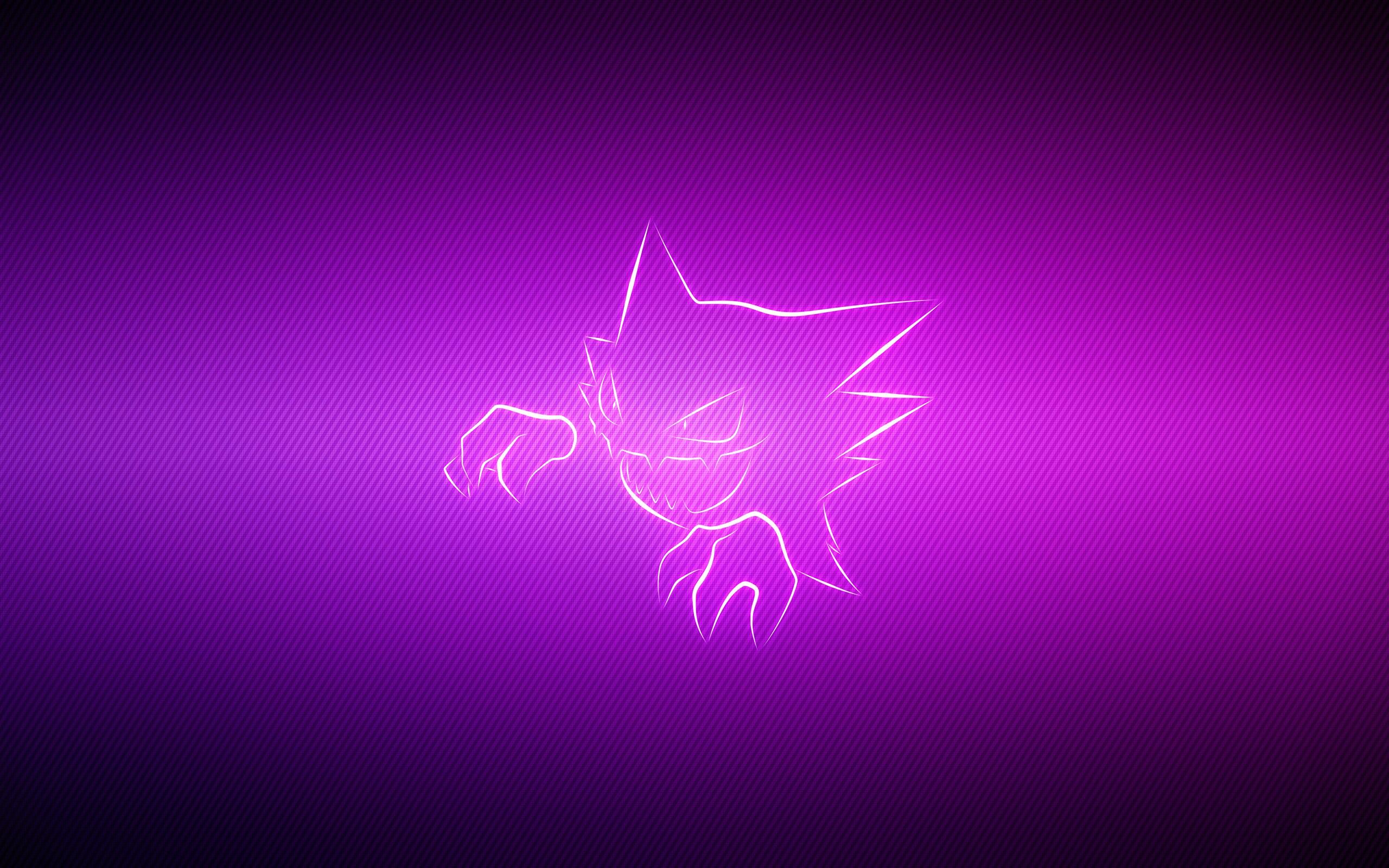 Pokemon fantasma - 2560x1600