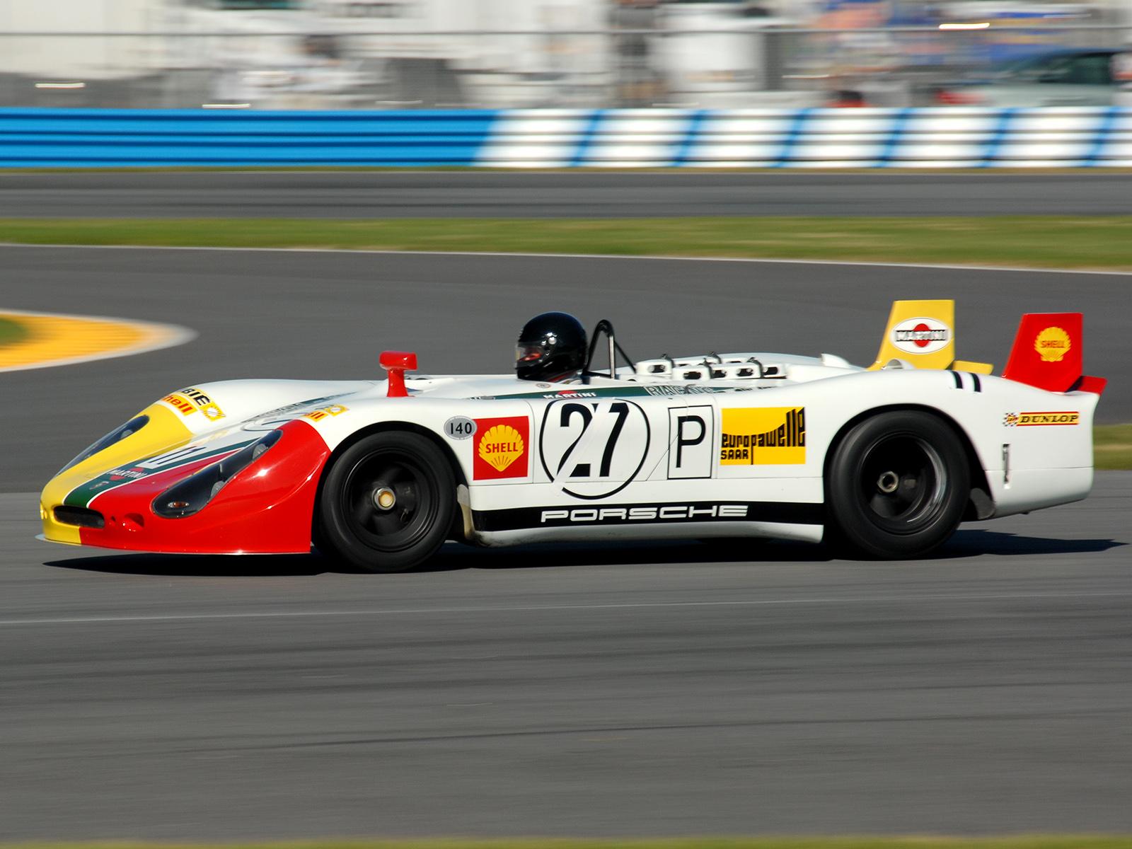 Porsche 908-02 Flunder - 1600x1200