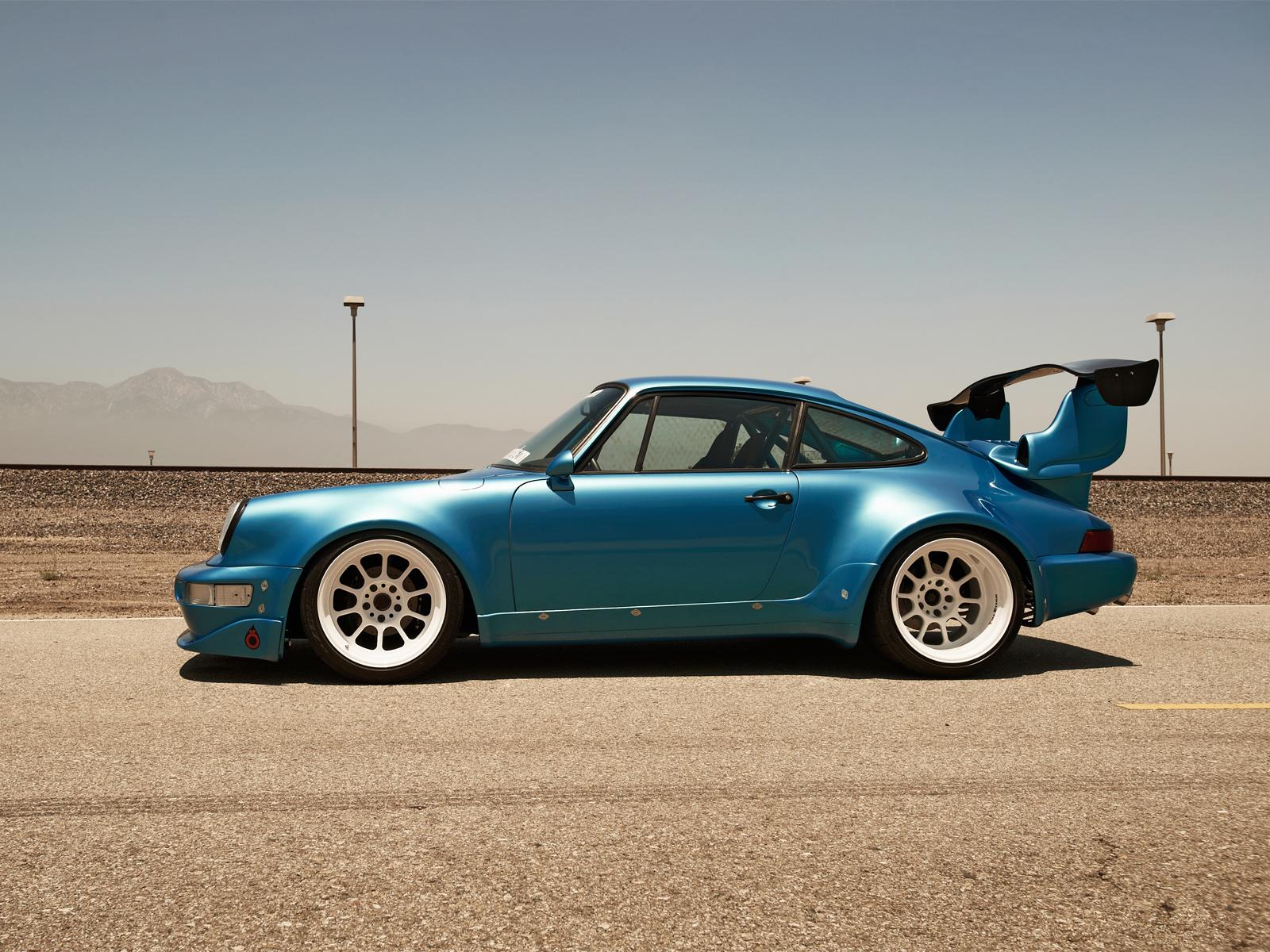 Porsche 911 Twin Coupe - 1600x1200