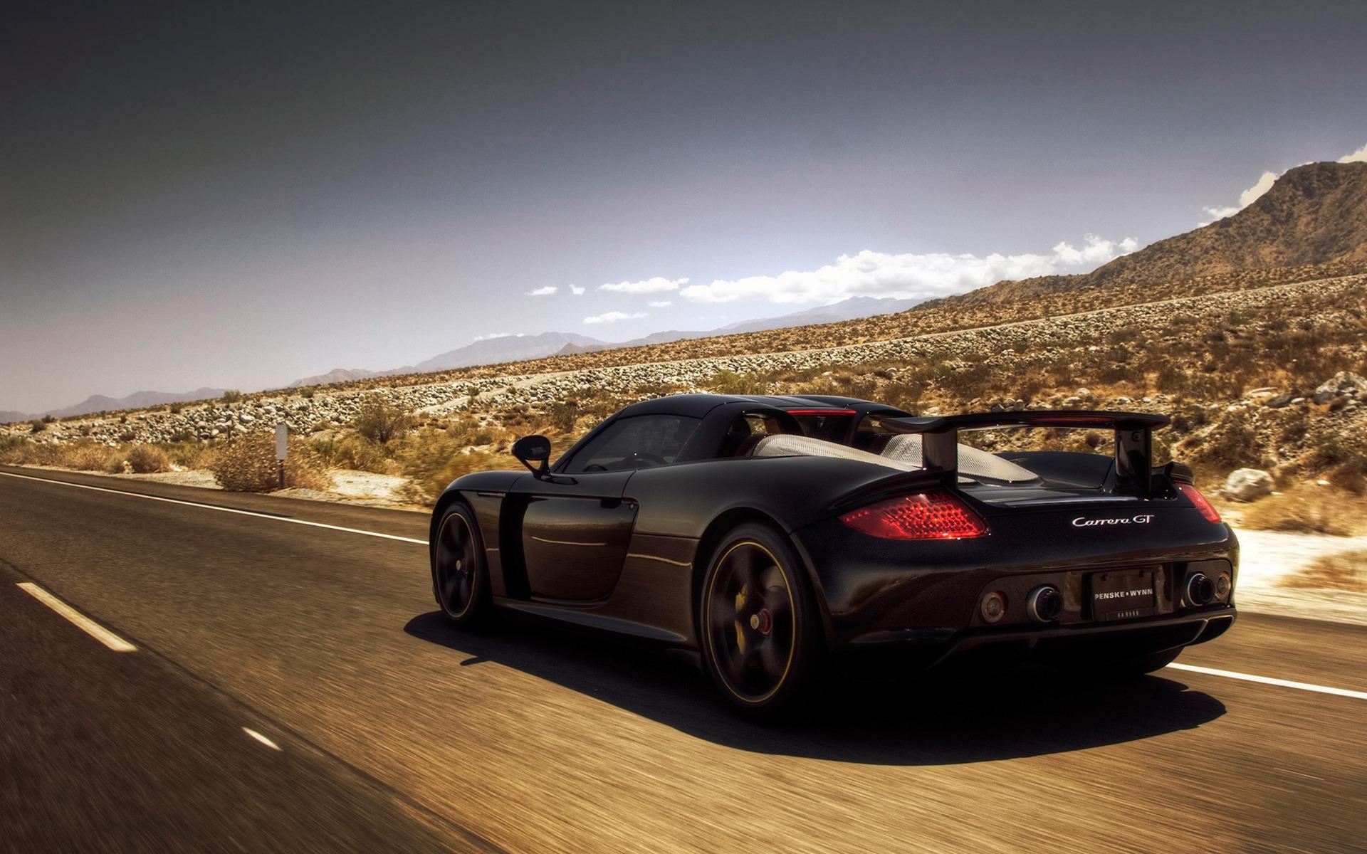 Porsche Carrera GT - 1920x1200