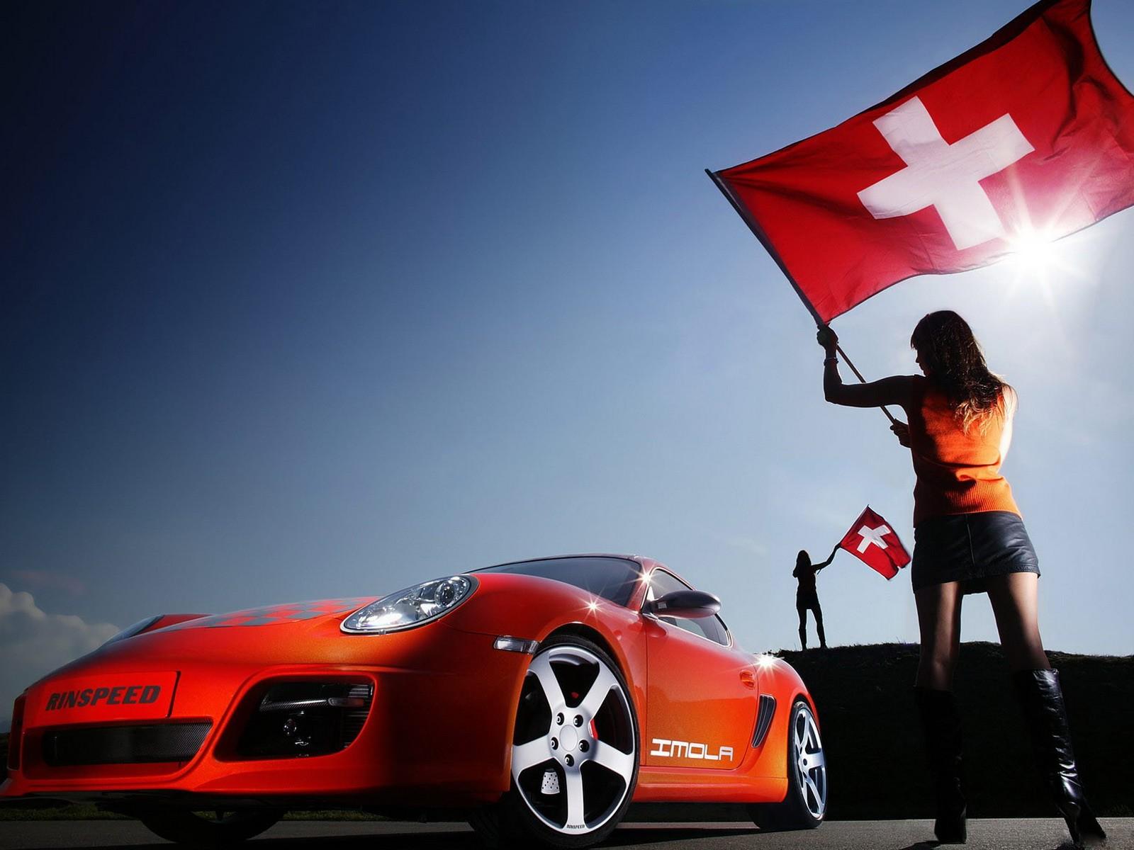 Porsche en carreras - 1600x1200