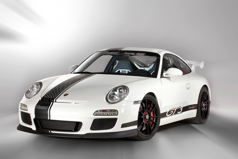 Porsche GT3 - 3000x2000
