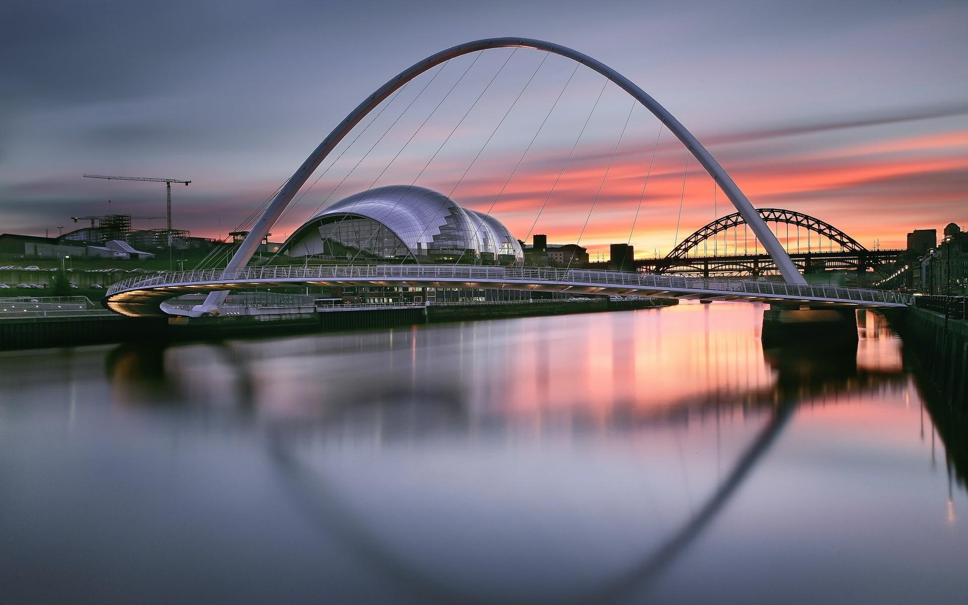 Puente de Newcastle - 1920x1200
