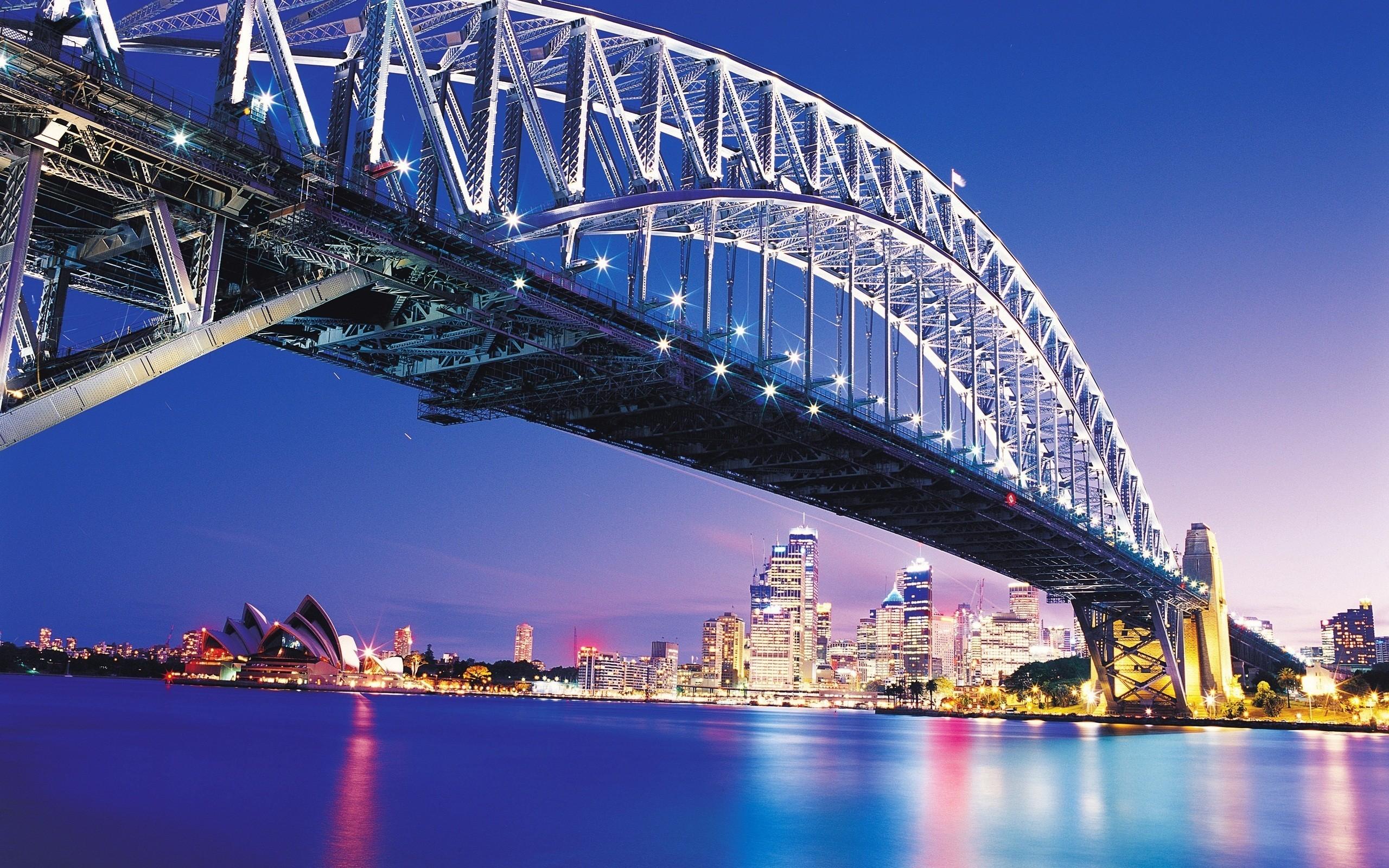 Puente de Sidney - 2560x1600