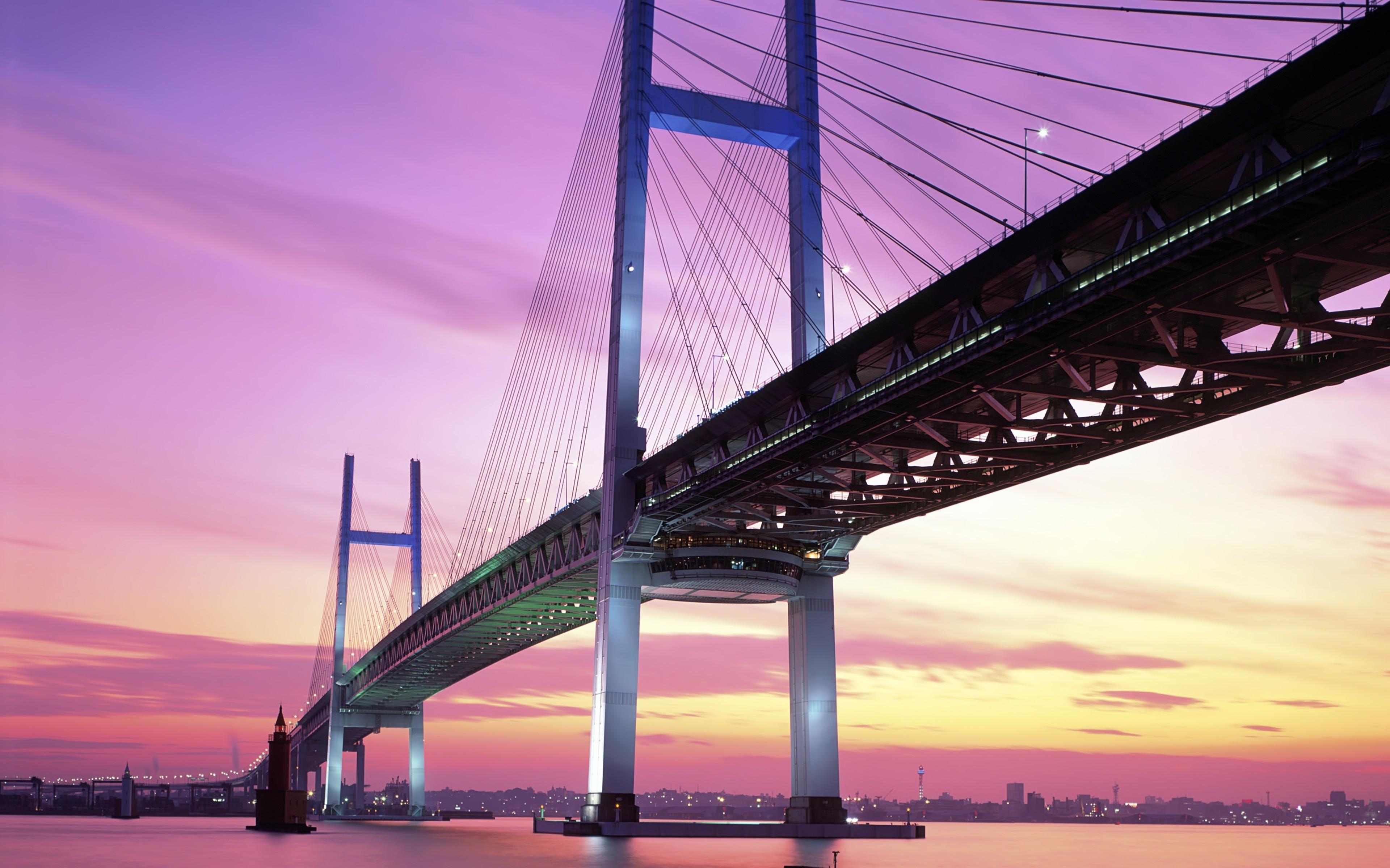 Puentes gigantes y largos - 3840x2400